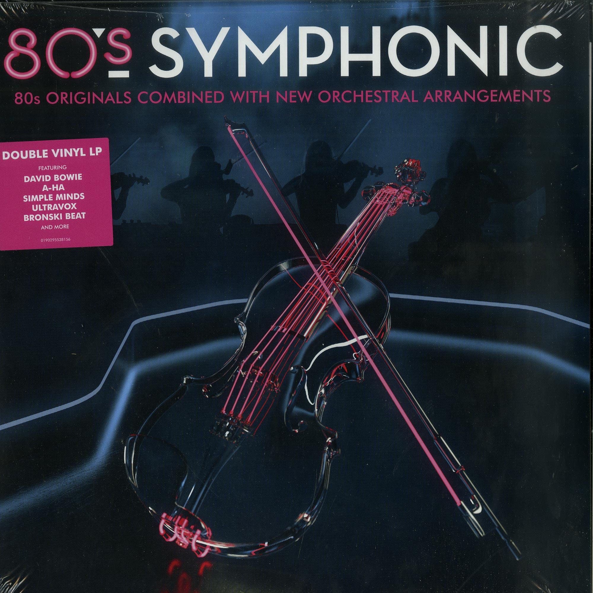 Various Artists - 80S SYMPHONIC
