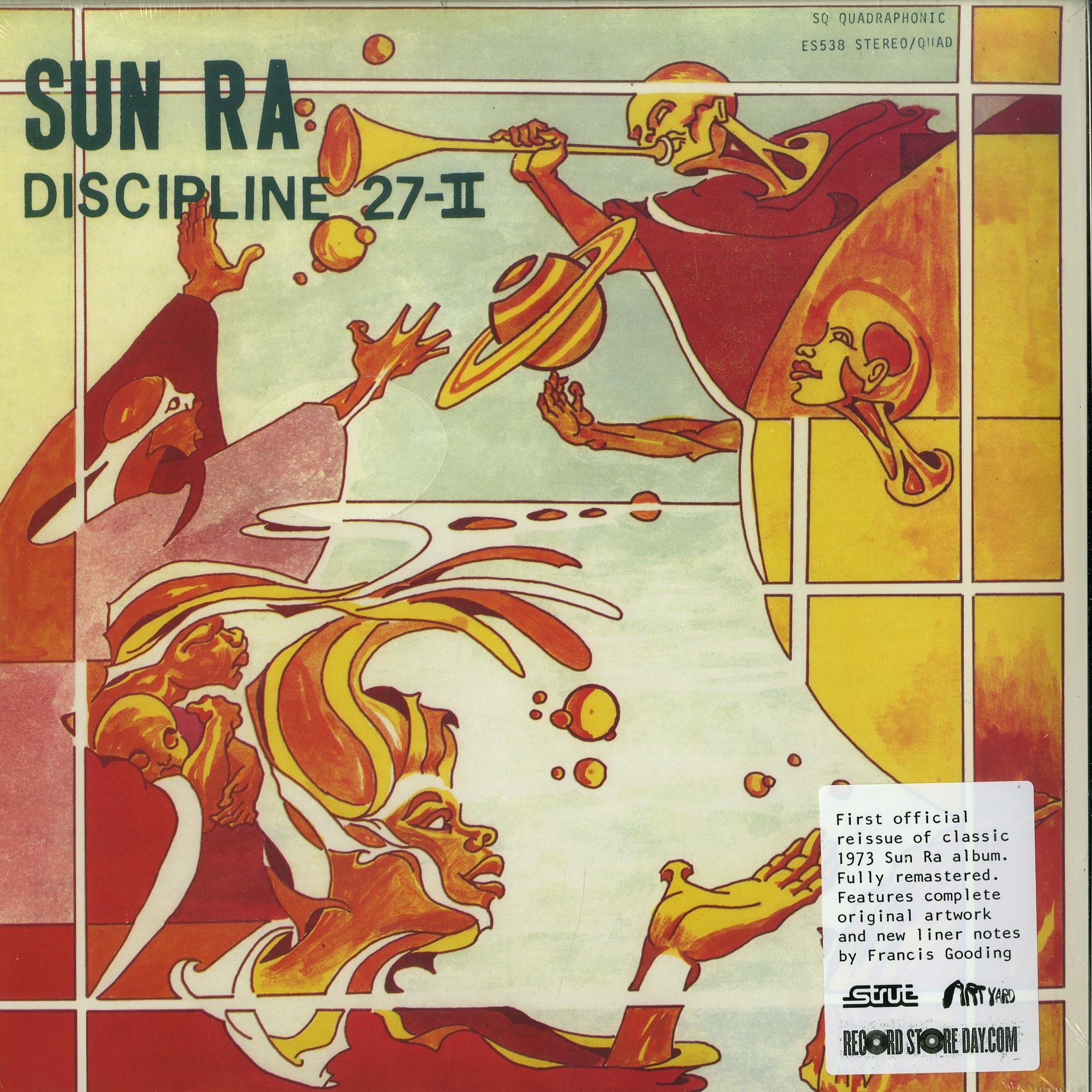 Sun Ra - DISCIPLINE 27-II