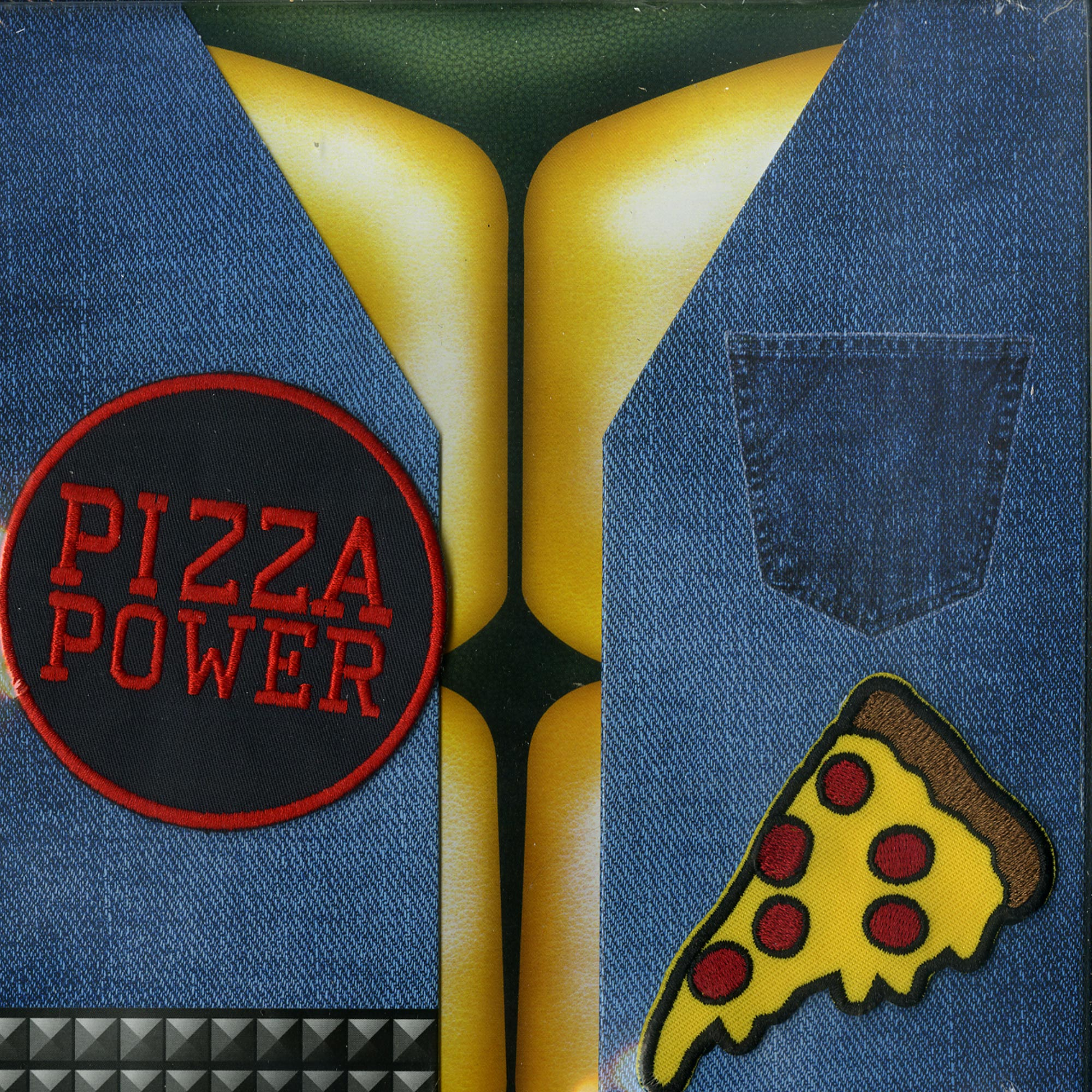 Teenage Mutant Ninja Turtles - PIZZA POWER