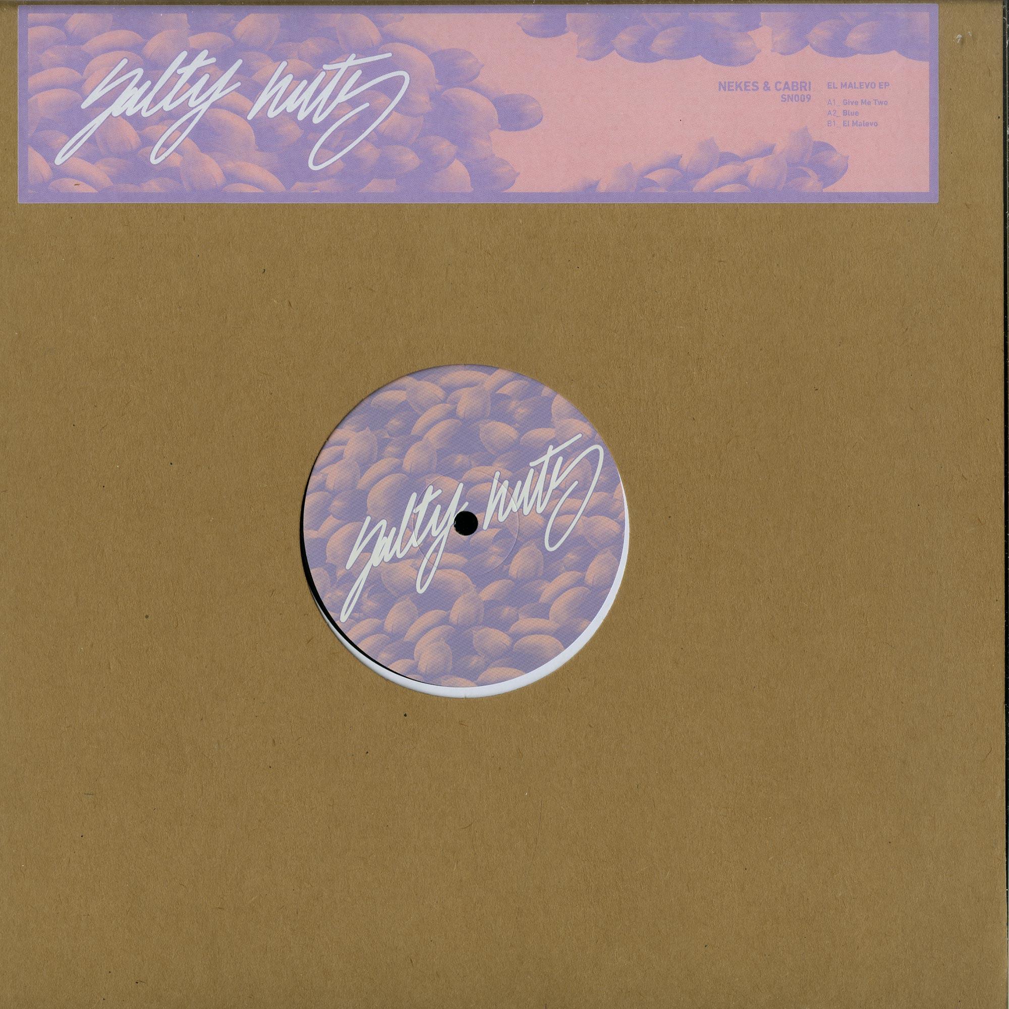 Cabri & Nekes - EL MALEVO EP