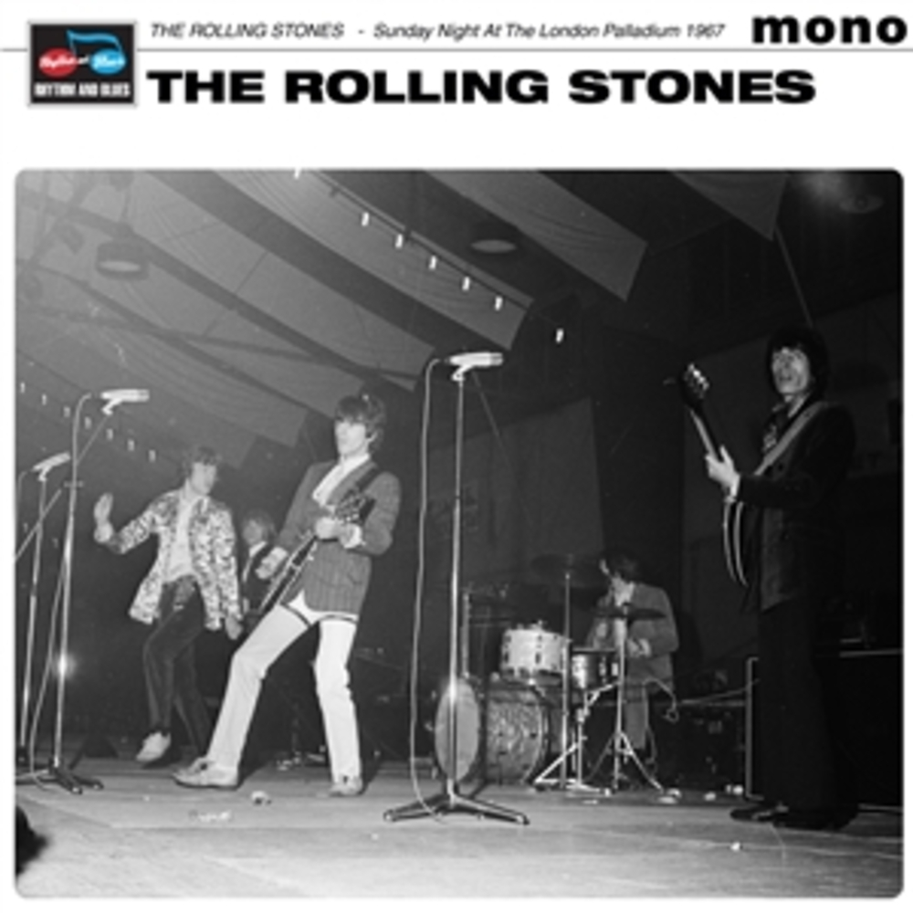 The Rolling Stones - SUNDAY NIGHT AT THE LONDON PALLADIUM 1967 EP