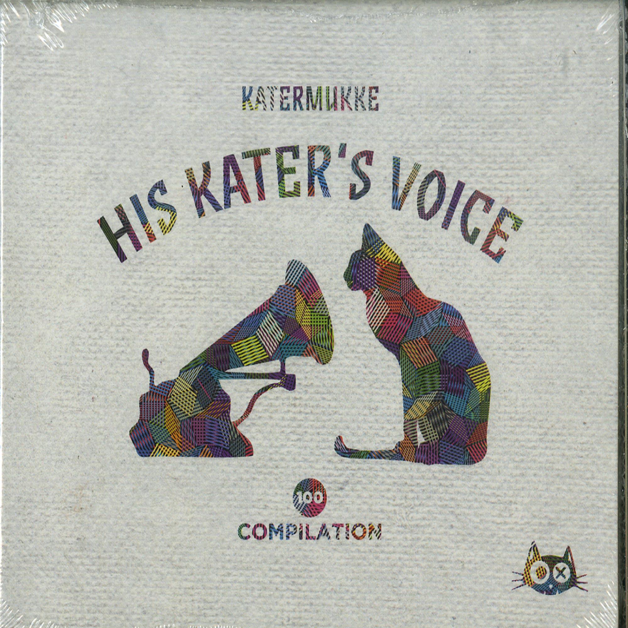 Various Artists - KATERMUKKE 100 COMPILATION