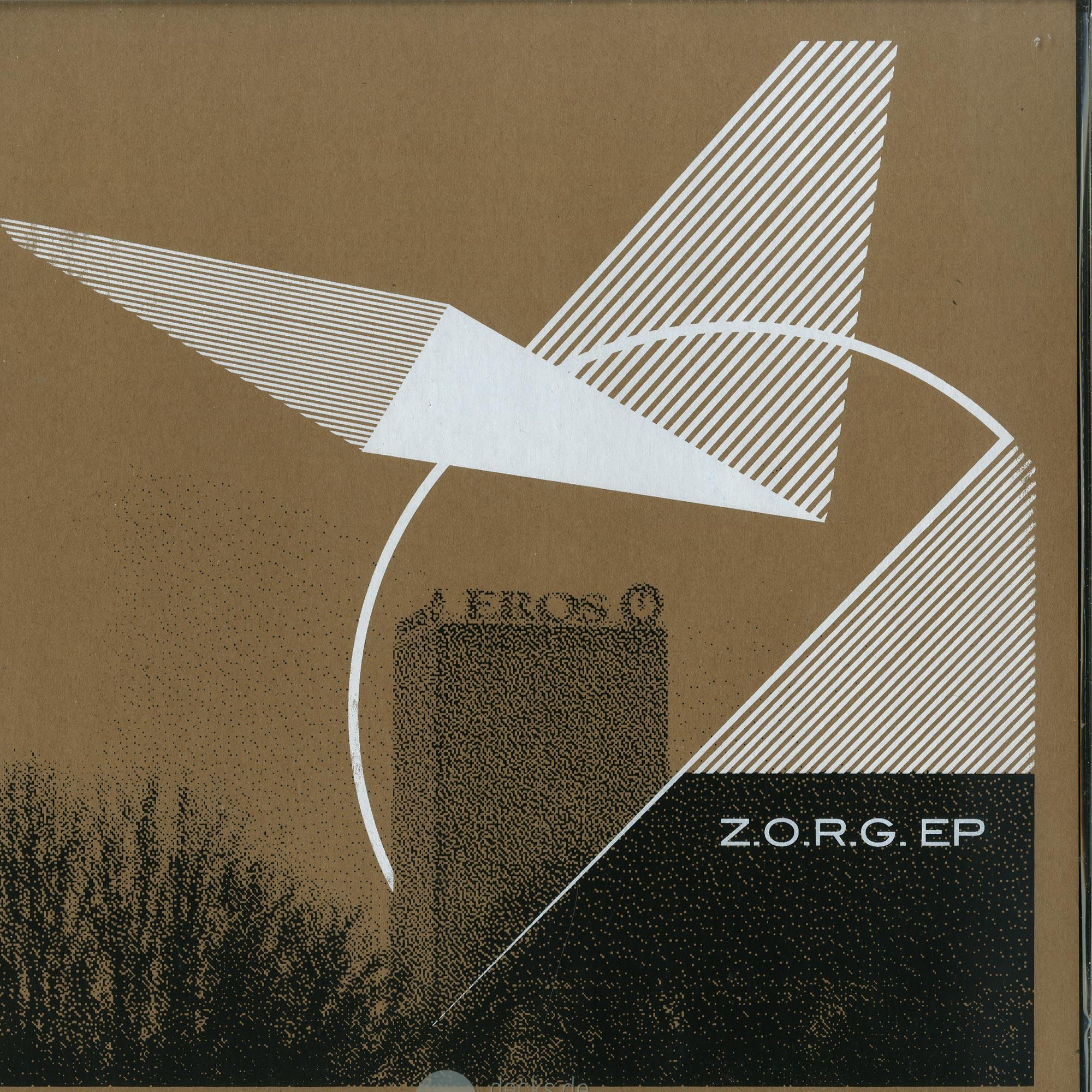 Eros Miguel - Z.O.R.G. EP