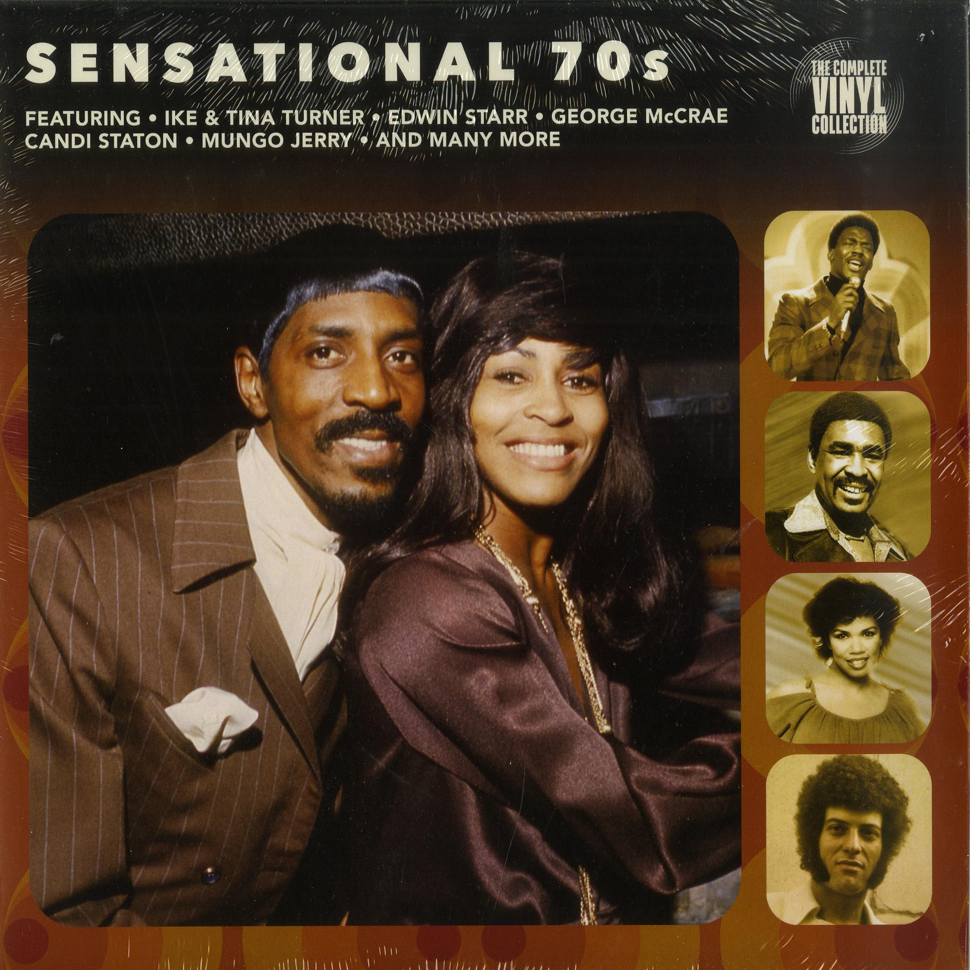 Various Artists - SENSATIONAL 70S