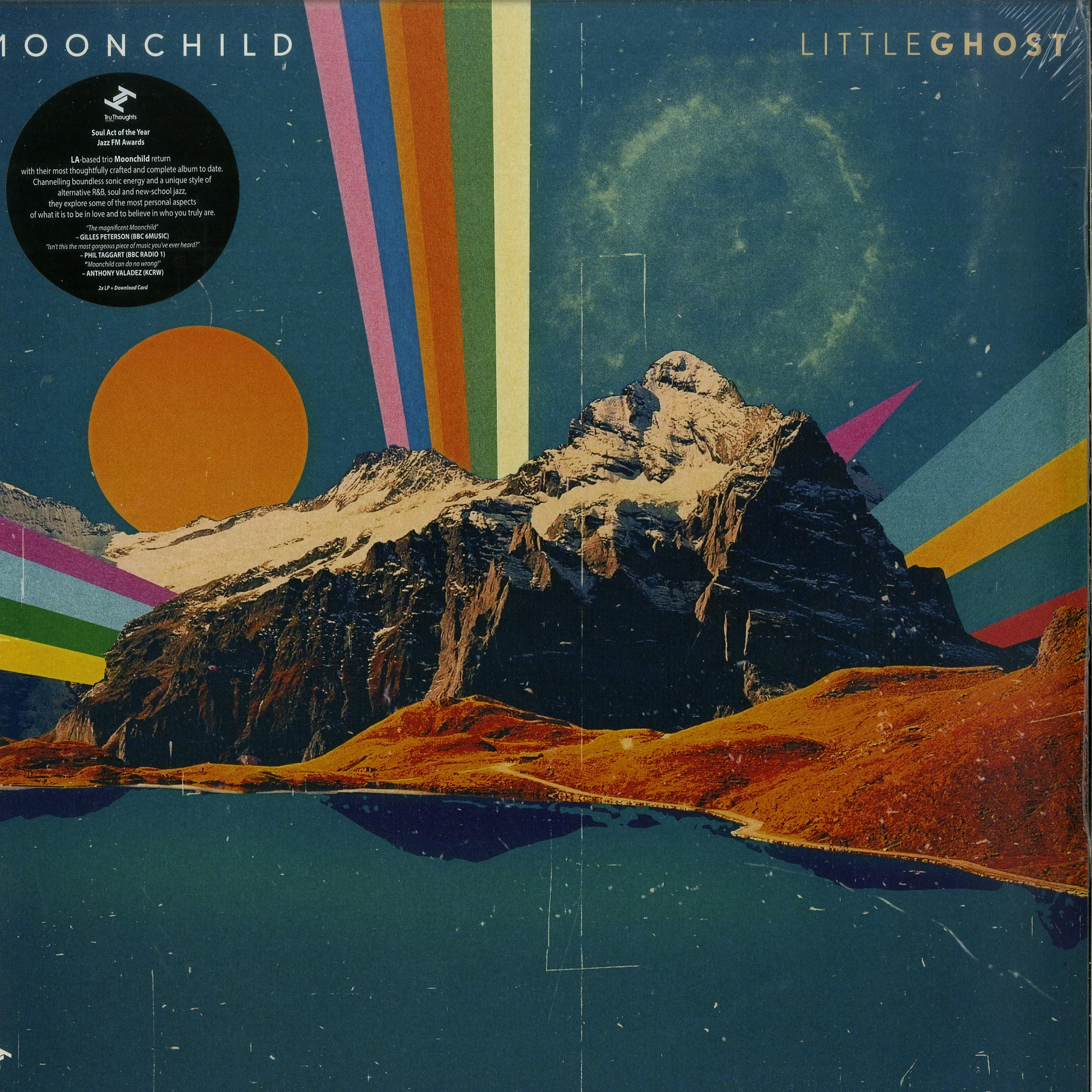 Moonchild - LITTLE GHOST
