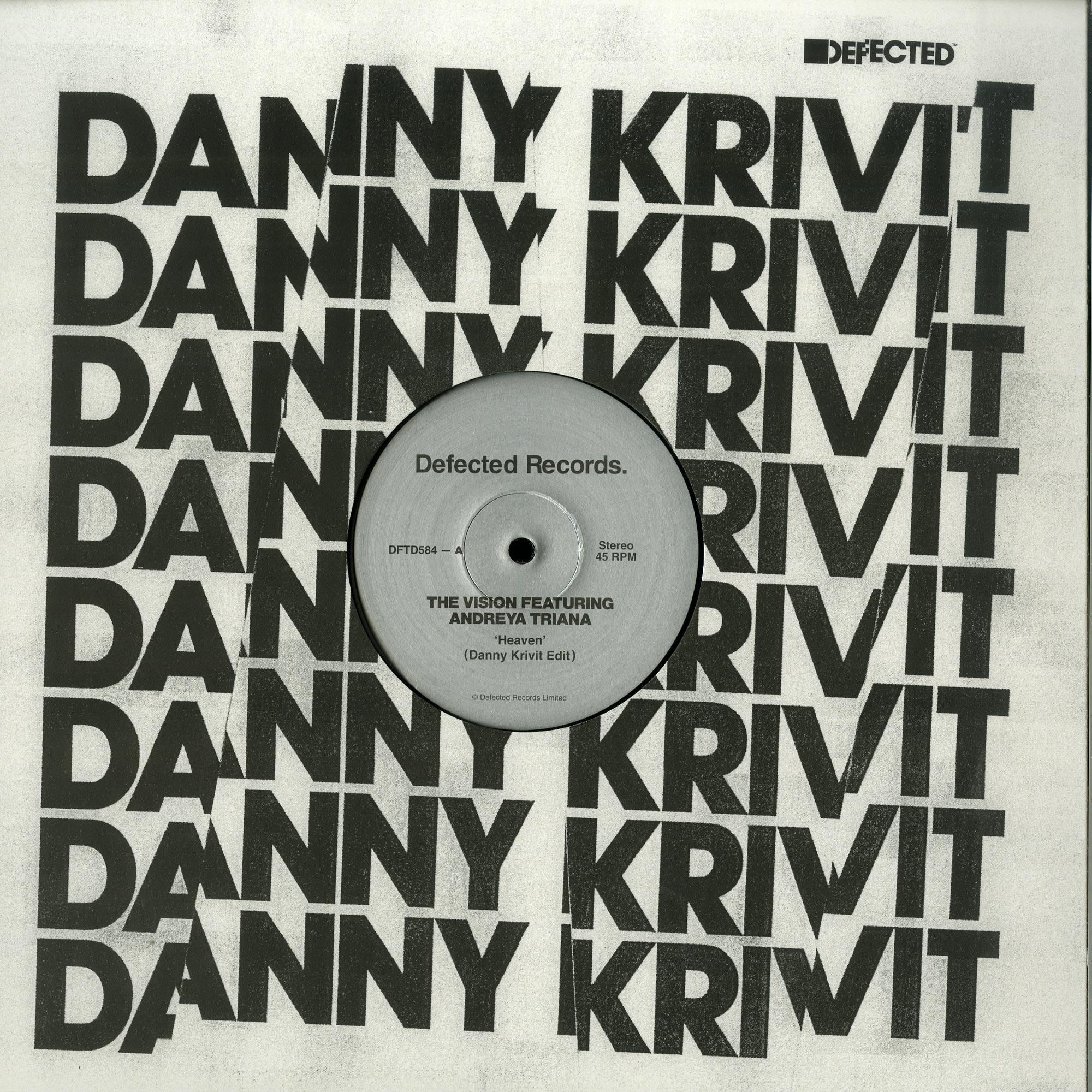 Danny Krivit - EDITS BY MR K