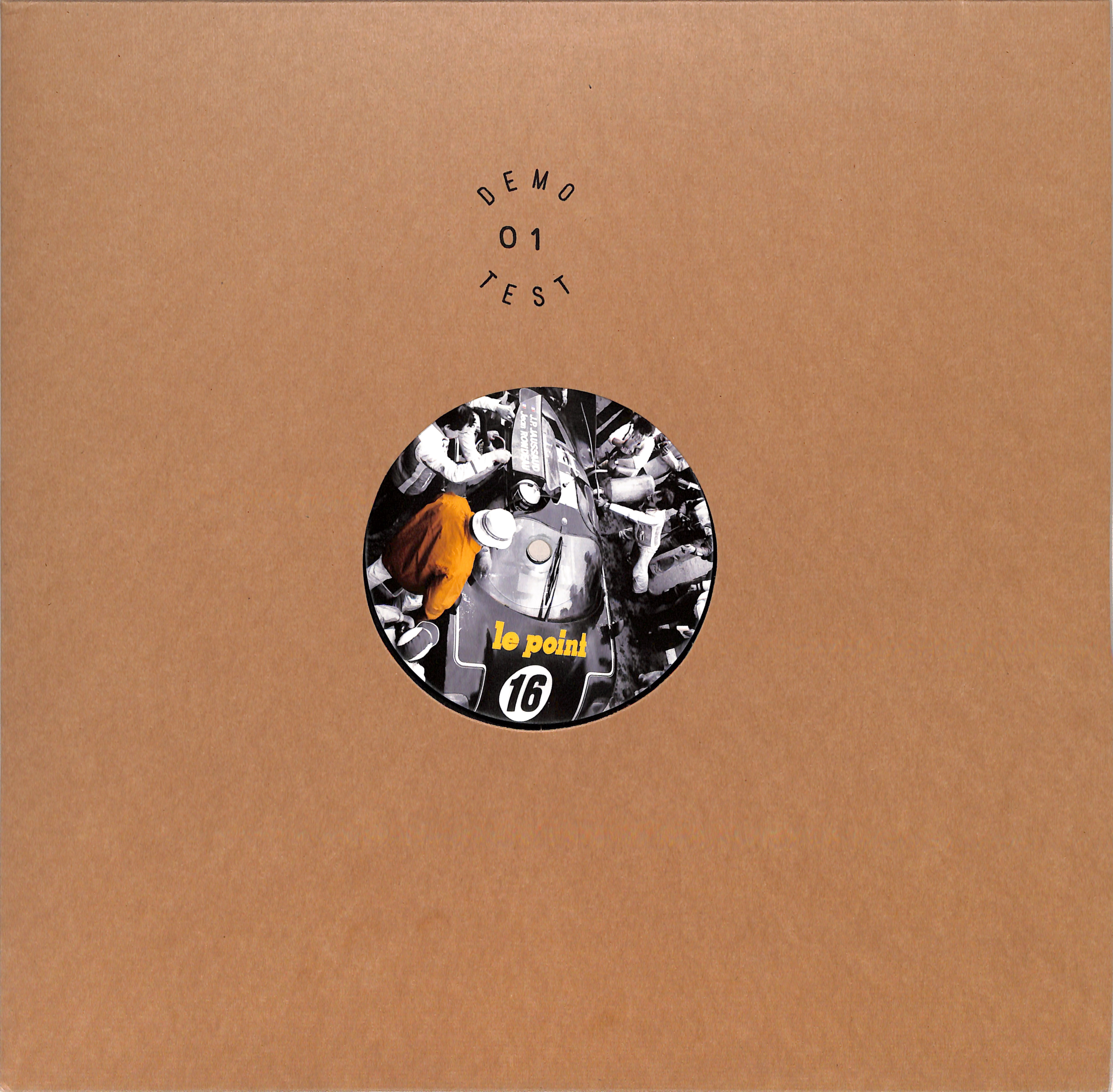 Roy Vision - LE POINT 16 EP