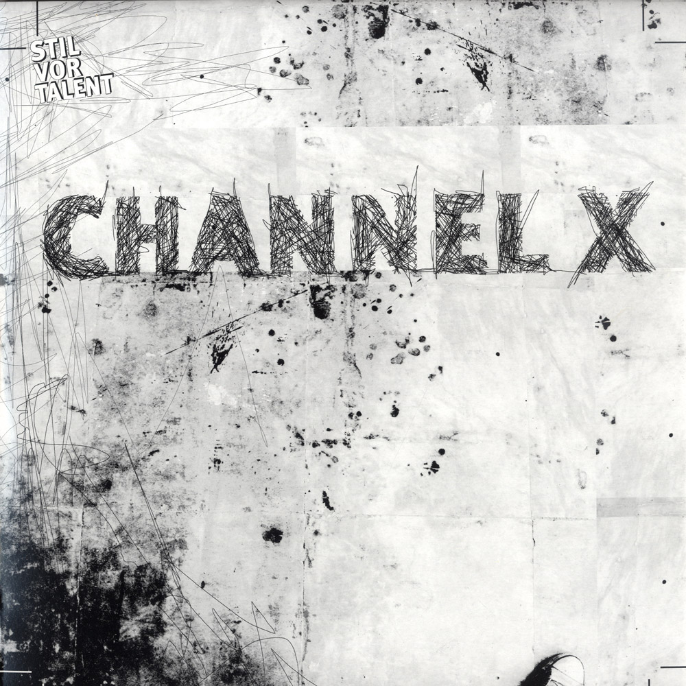 Channel X - BUG IN THE COFFEE EP