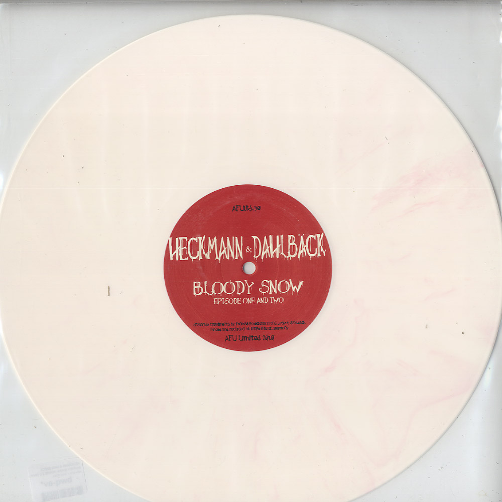 Heckmann & Dahlbaeck - BLOODY SNOW
