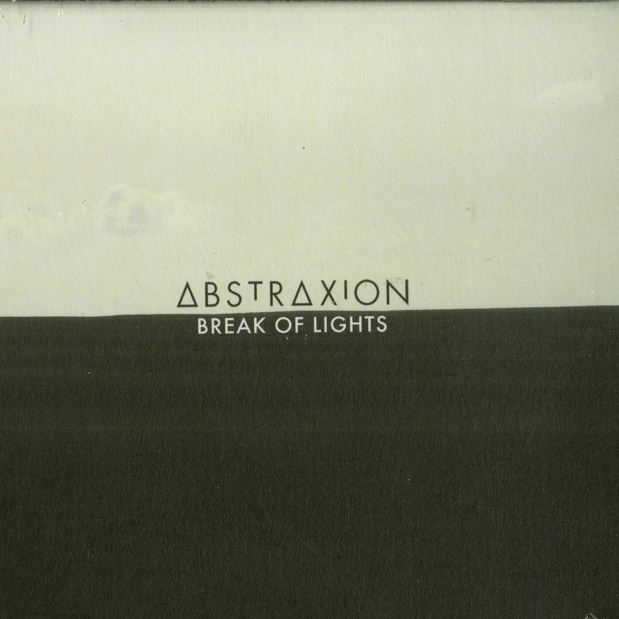 Abstraxion - BREAK OF LIGHTS