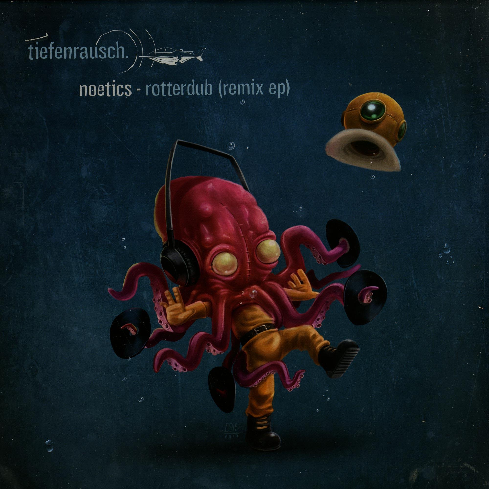 Various Artists - NOETICS REMIX EP