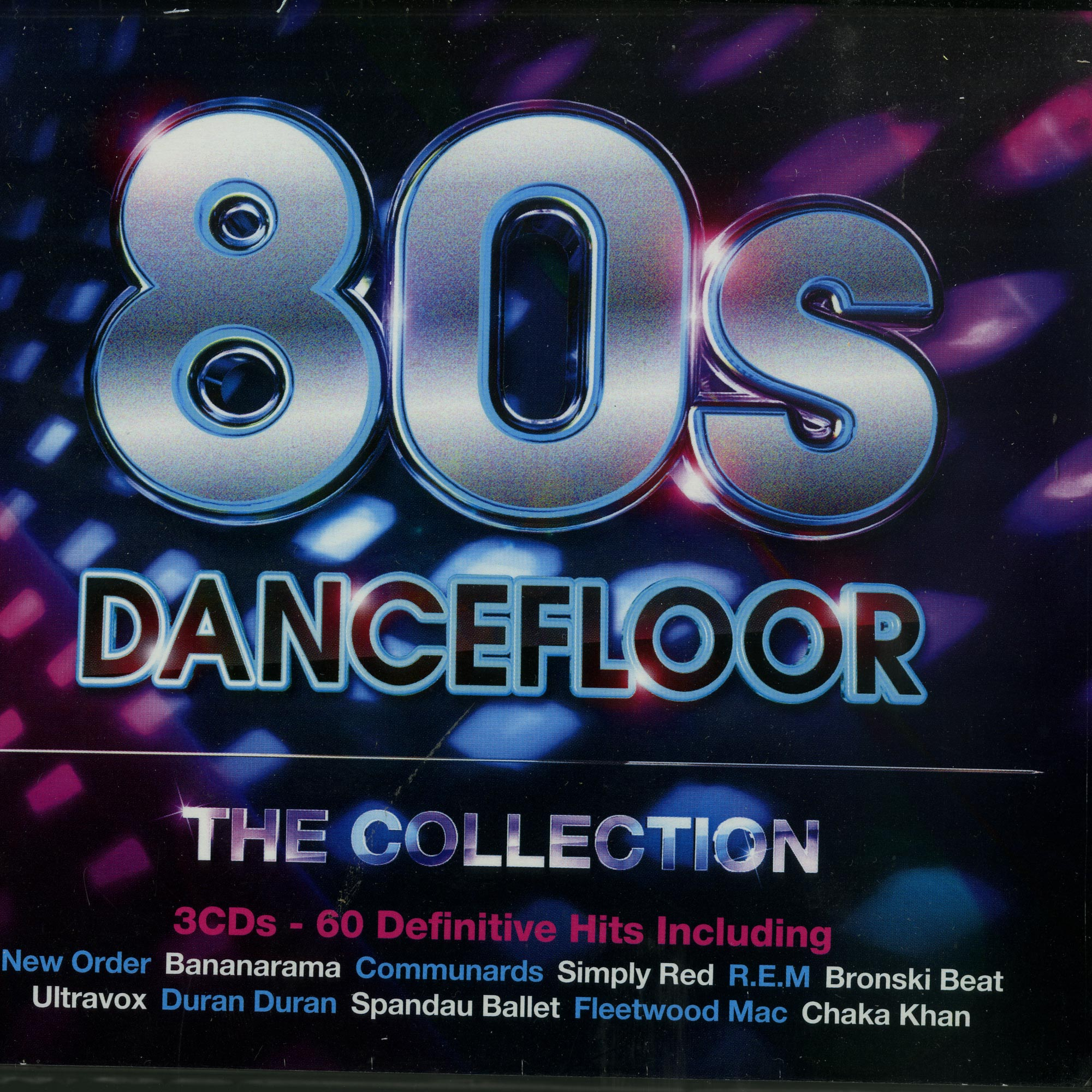 Various Artists - 80S DANCEFLOOR - THE COLLECTION