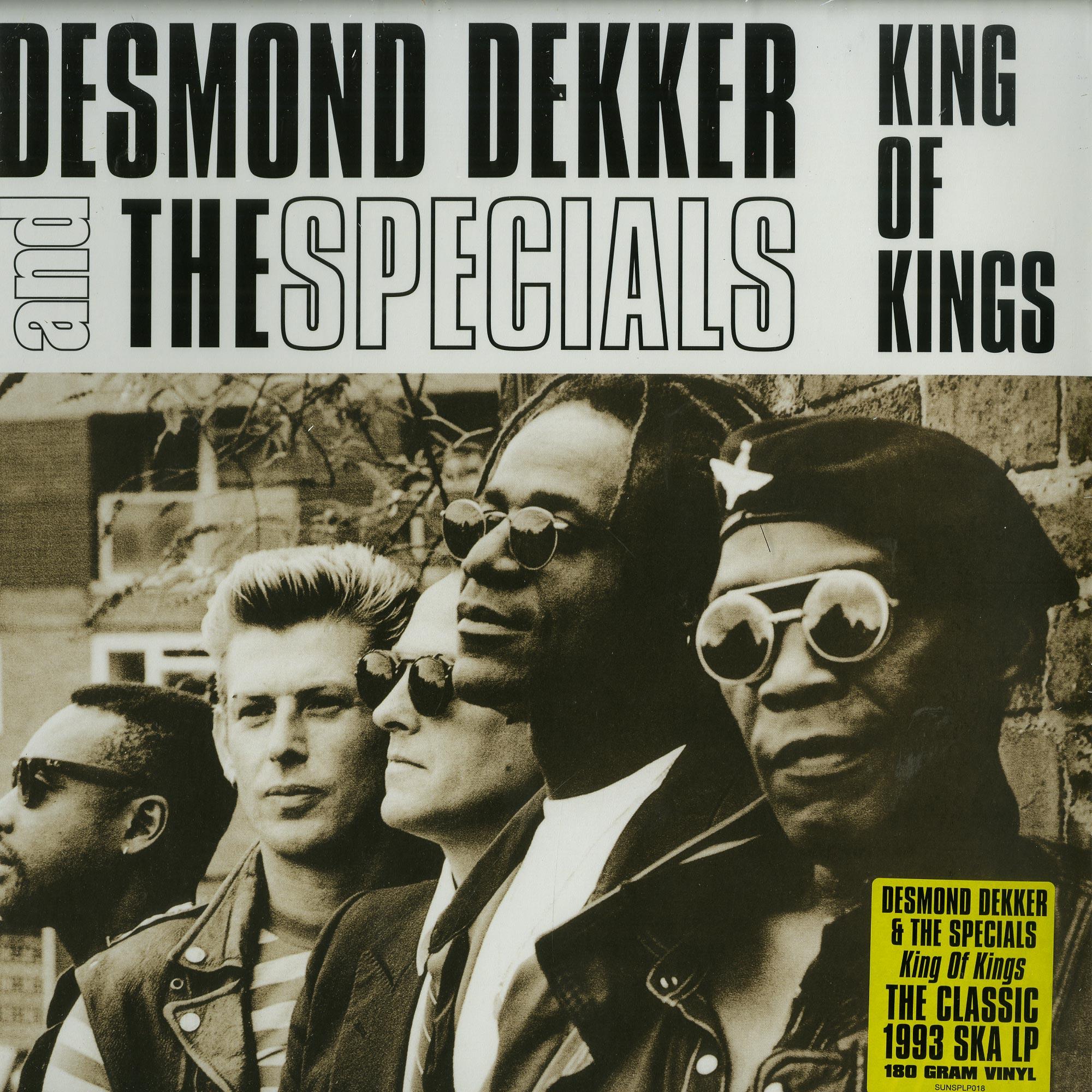 Desmond Dekker & The Specials - KING OF KINGS