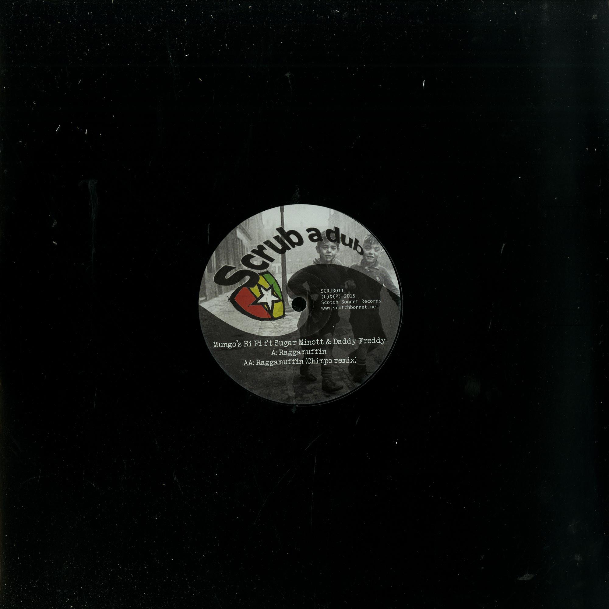 Mungos Hi-Fi Sugar Minott & Daddy Freddy - RAGGAMUFFIN