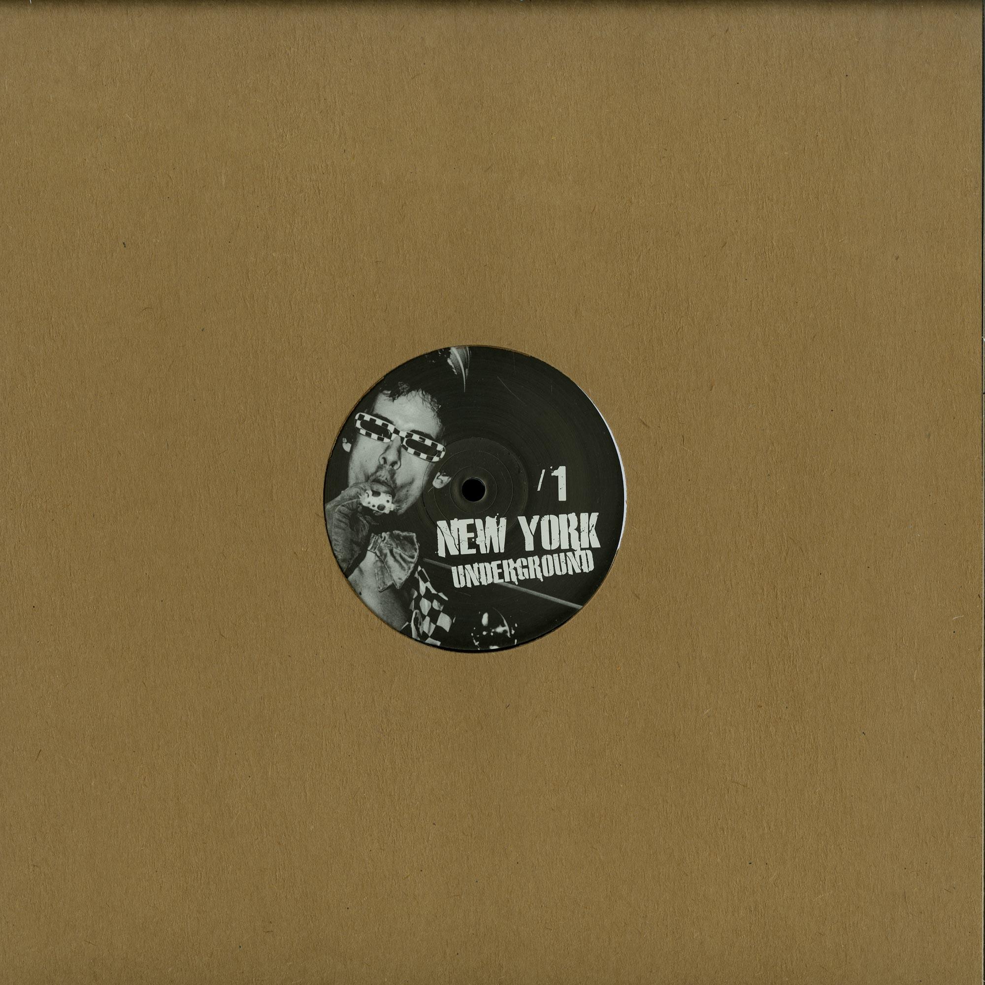 Various Artists - NEW YORK UNDERGROUND 1