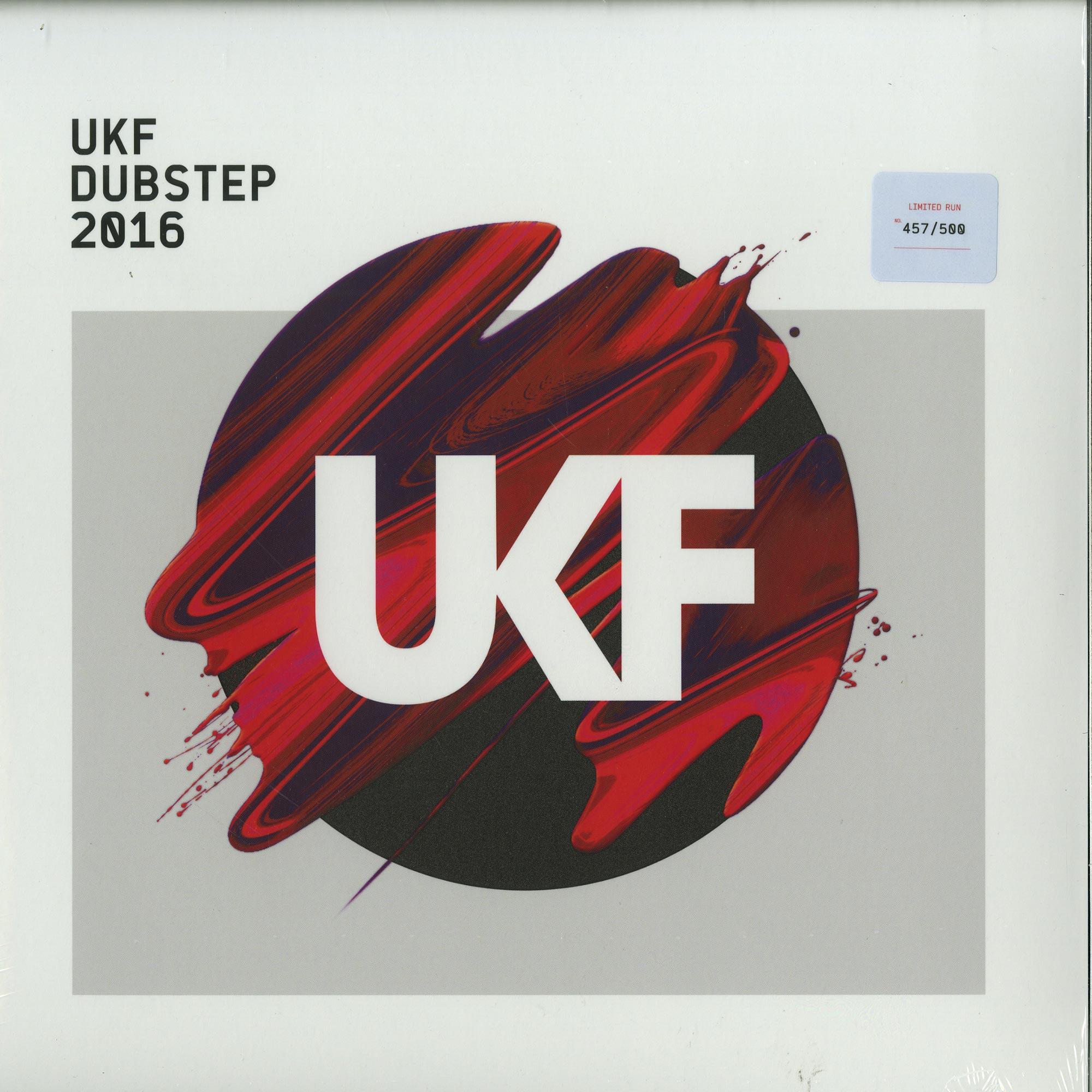 Various Artists - UKF DUBSTEP 2016
