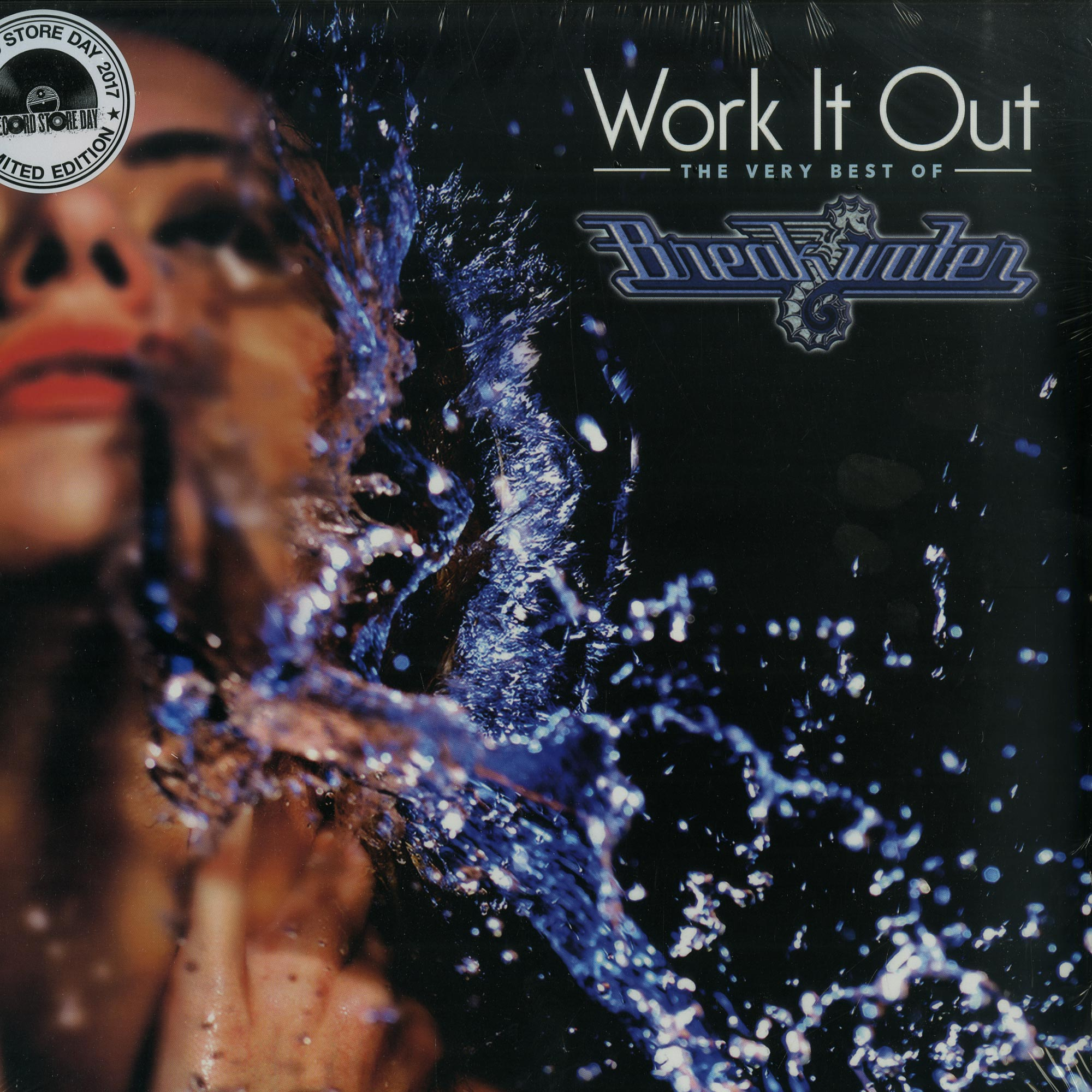 Breakwater - WORK IT OUT - THE VERY BEST OF