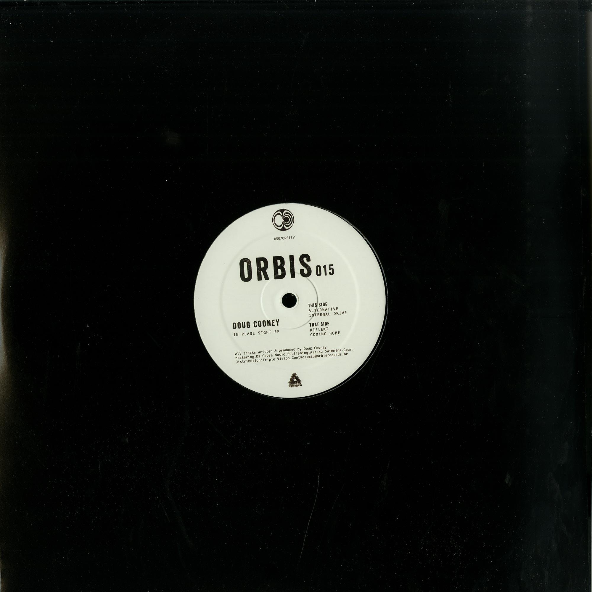 Doug Cooney - IN PLANE SIGHT EP
