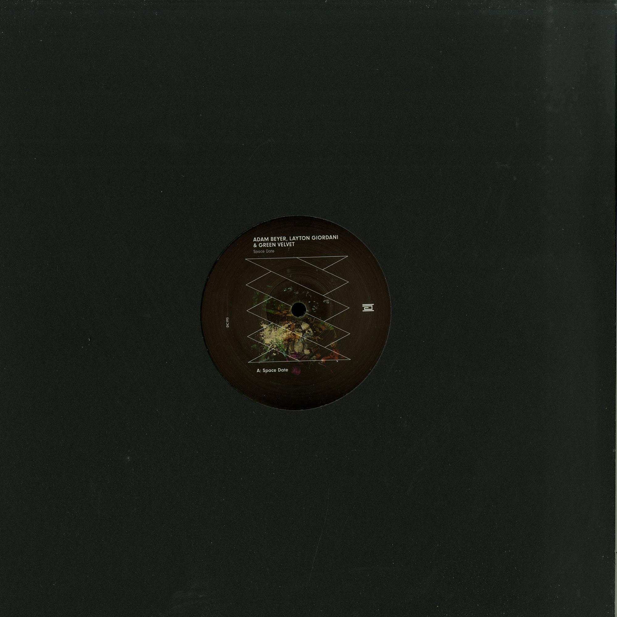 Adam Beyer, Layton Giordani & Green Velvet - SPACE DATE