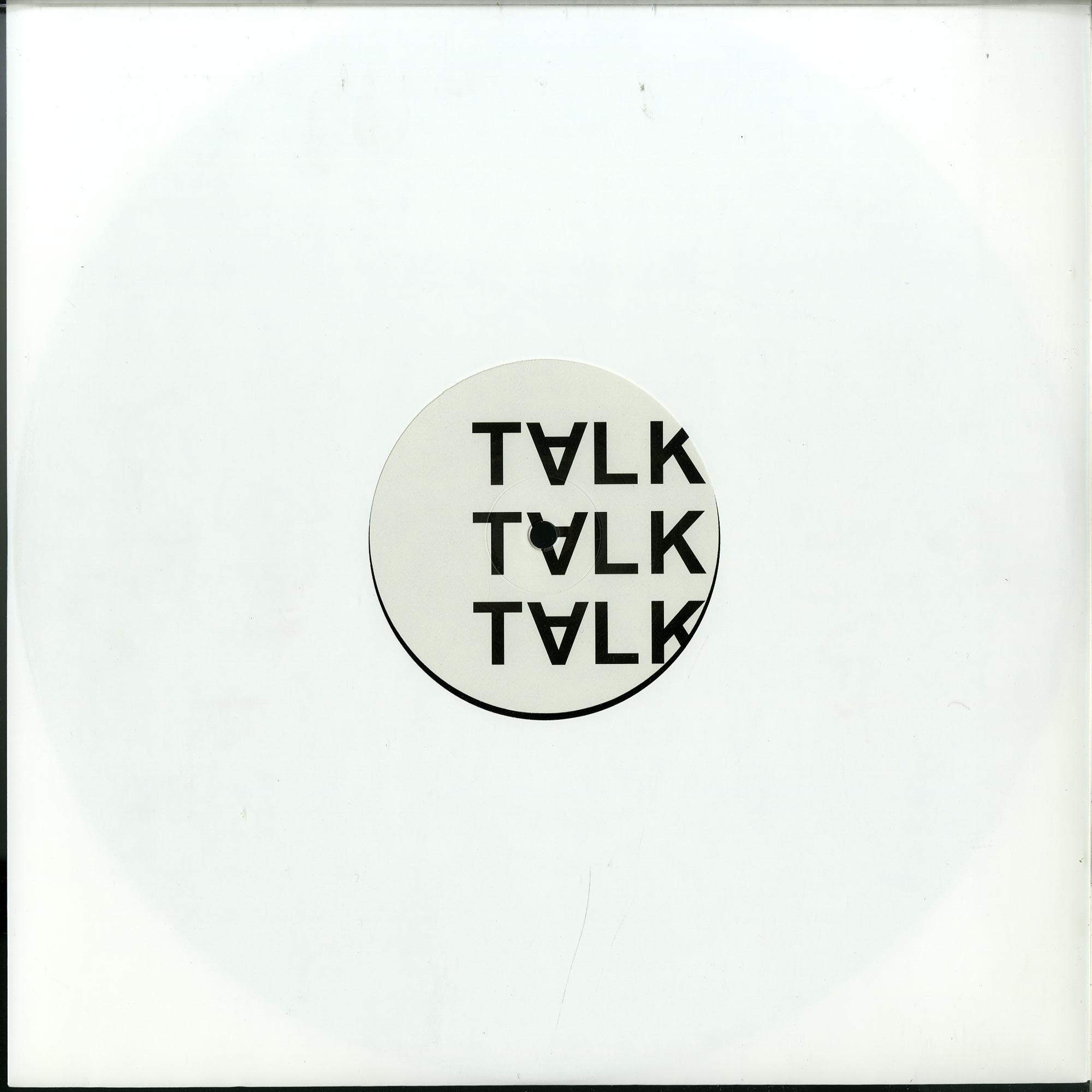 The Golden Filter - TALK TALK TALK EP