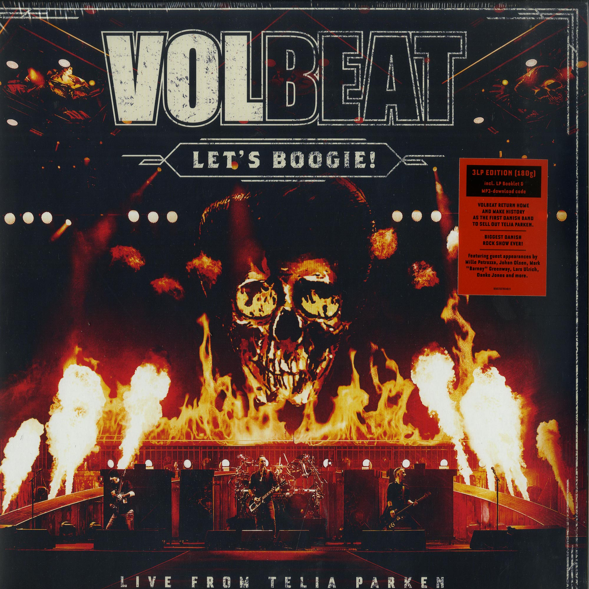 Volbeat - LETS BOOGIE!