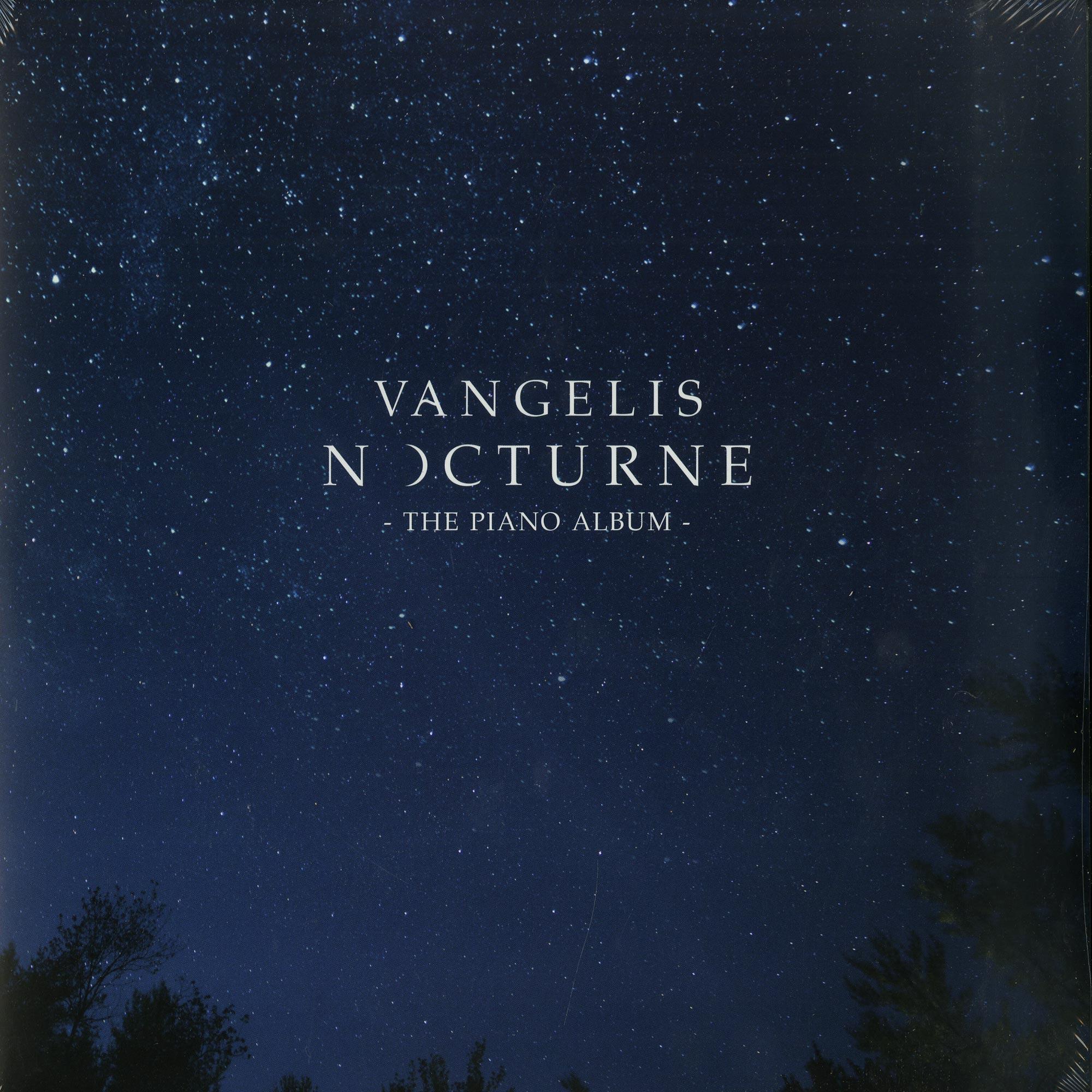 Vangelis - NOCTURNE - THE PIANO ALBUM
