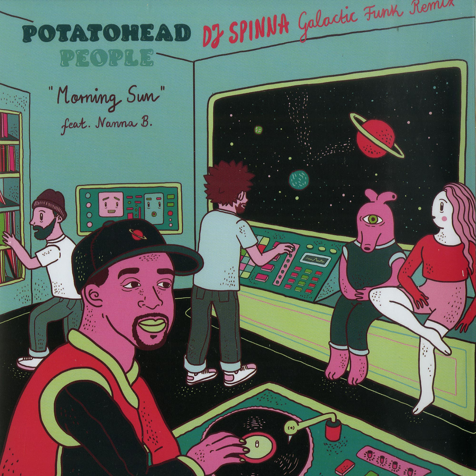 Potatohead People - MORNING SUN