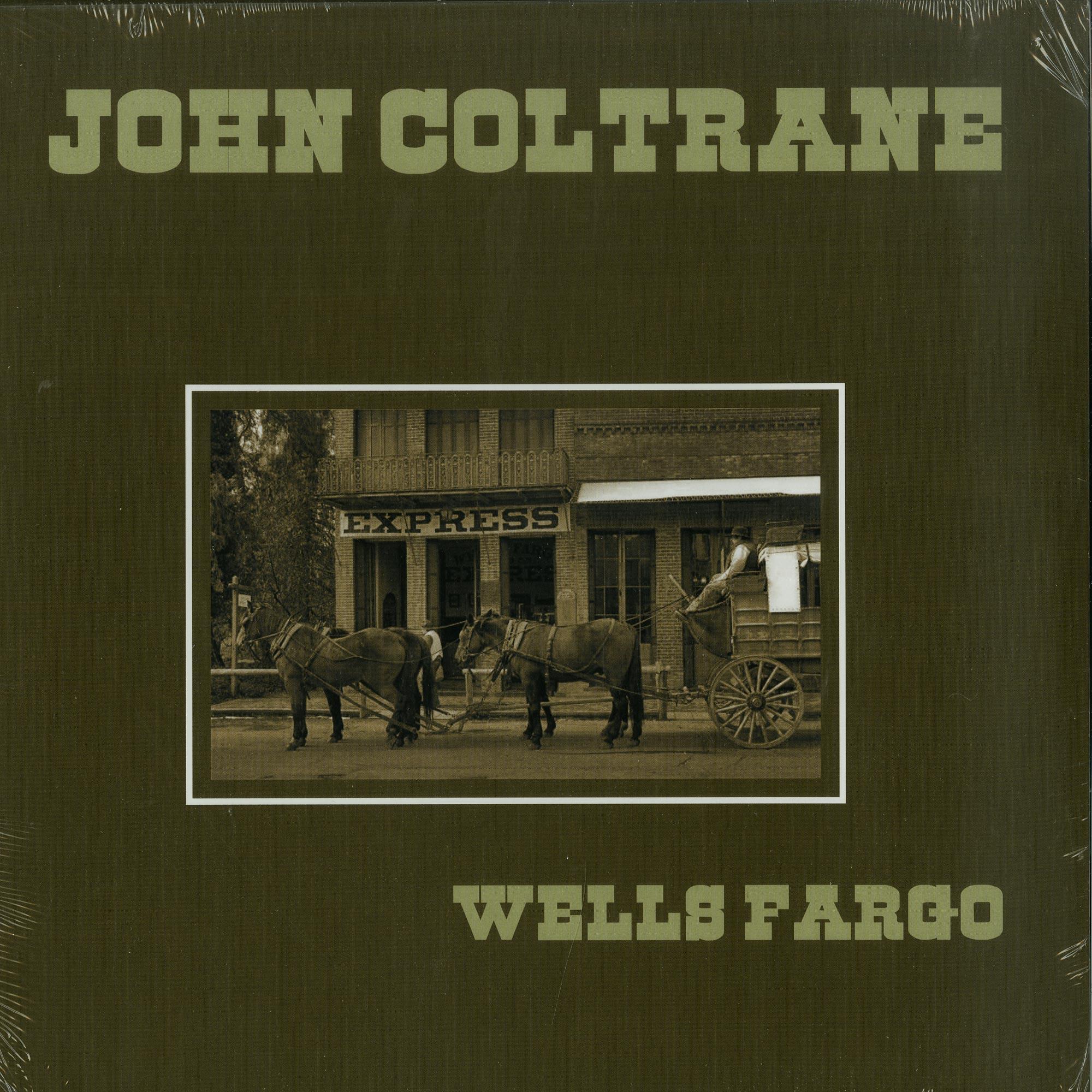 John Coltrane - WELLS FARGO