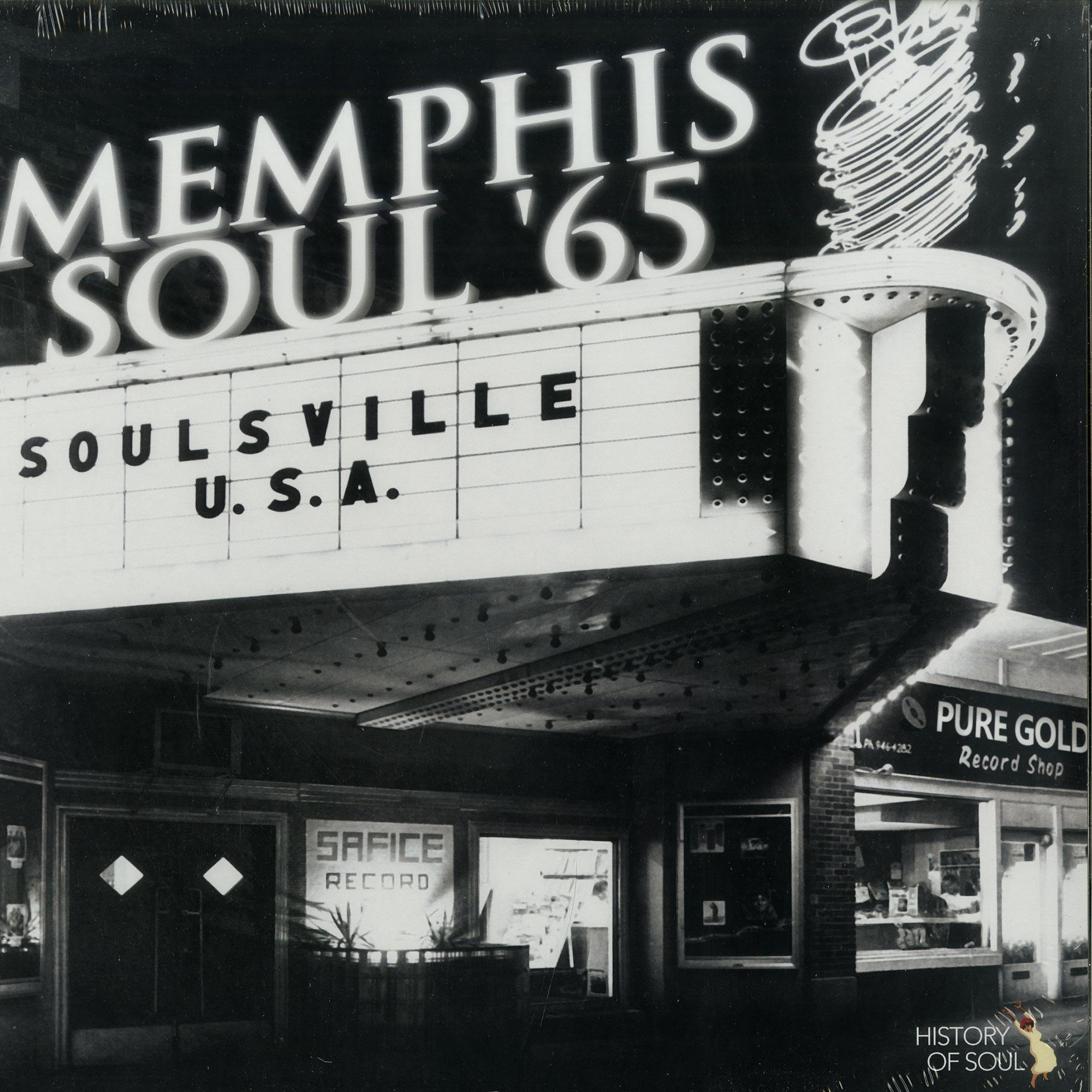 Various Artists - MEMPHIS SOUL 65