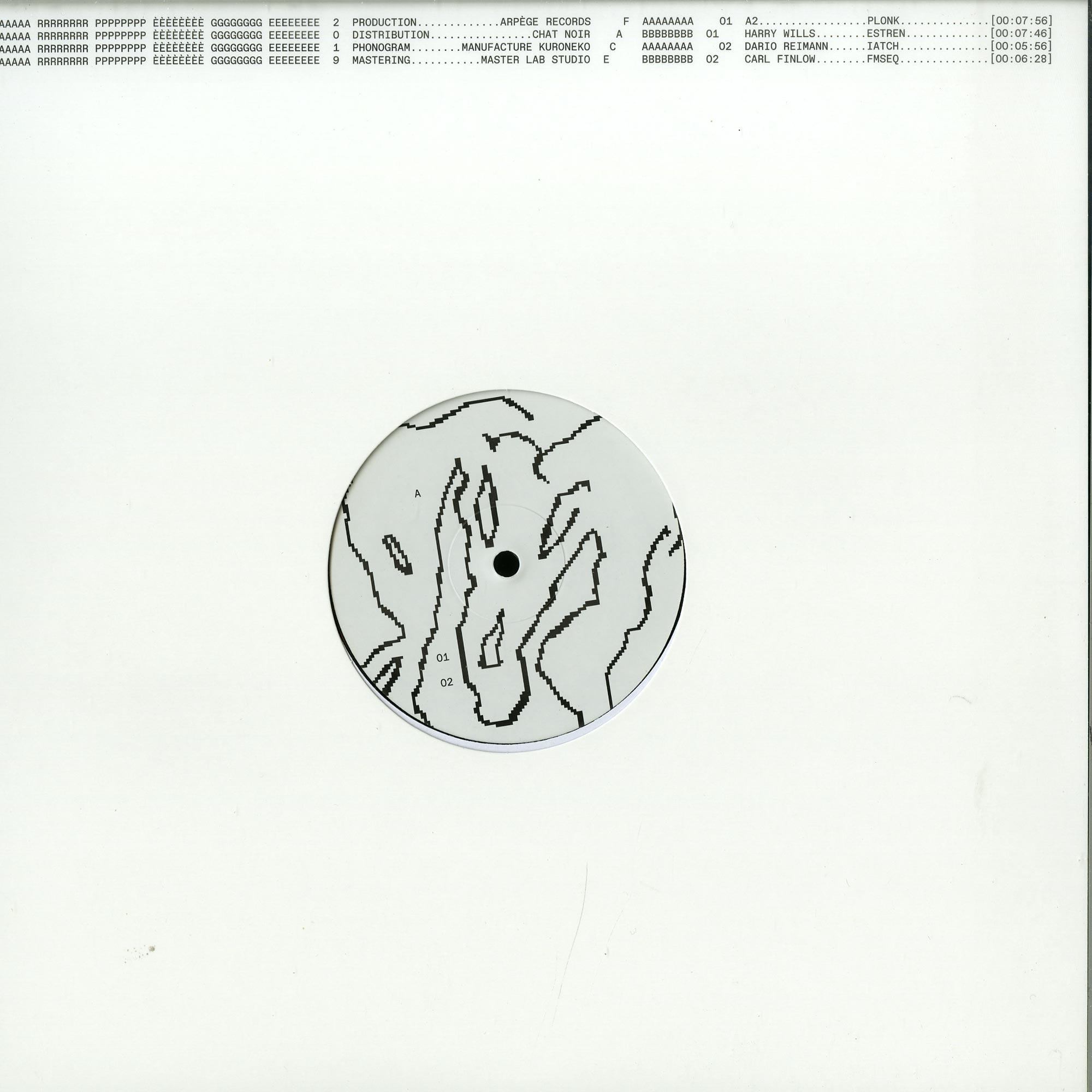 Various Artists - ARP002