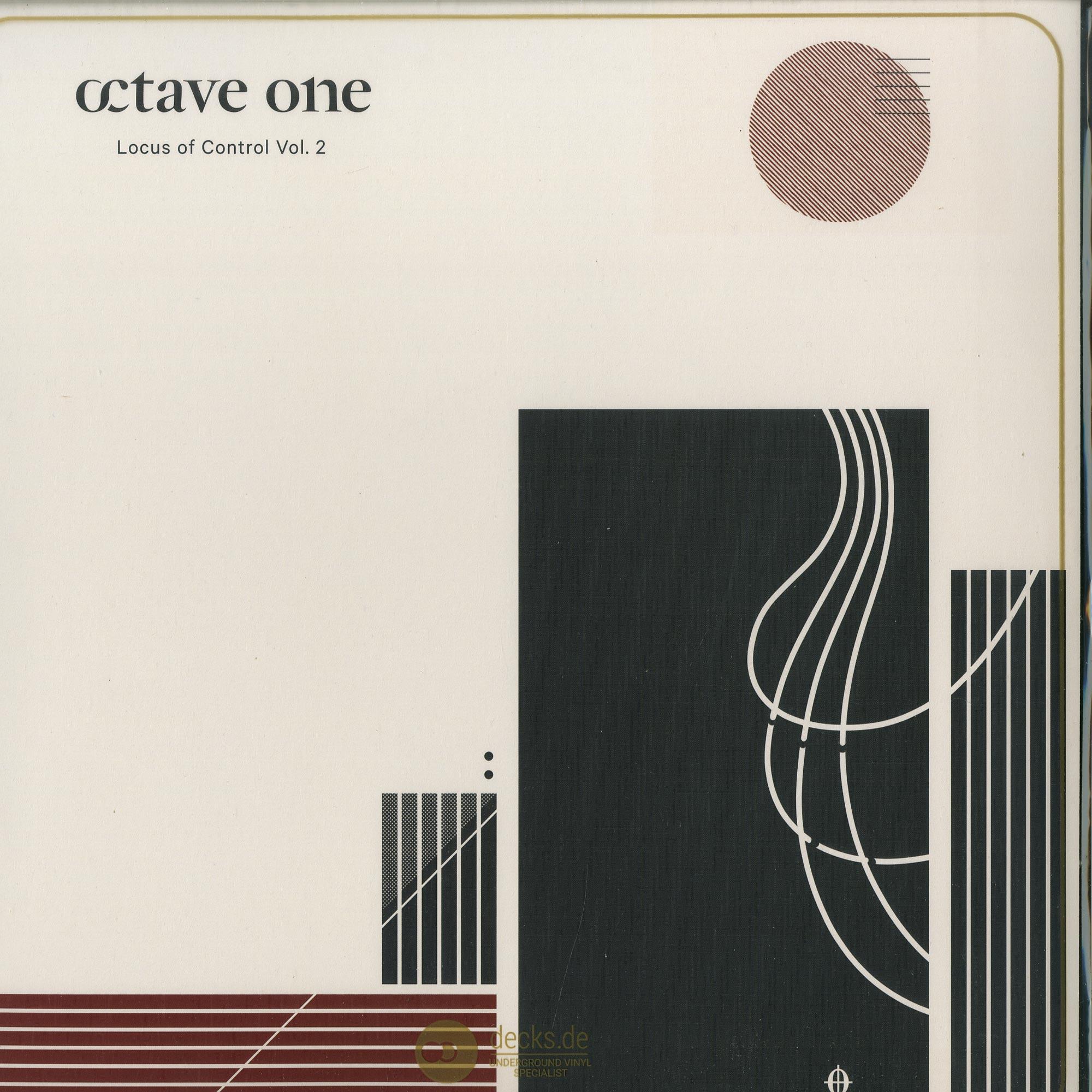 Octave One - LOCUS OF CONTROL VOL 2