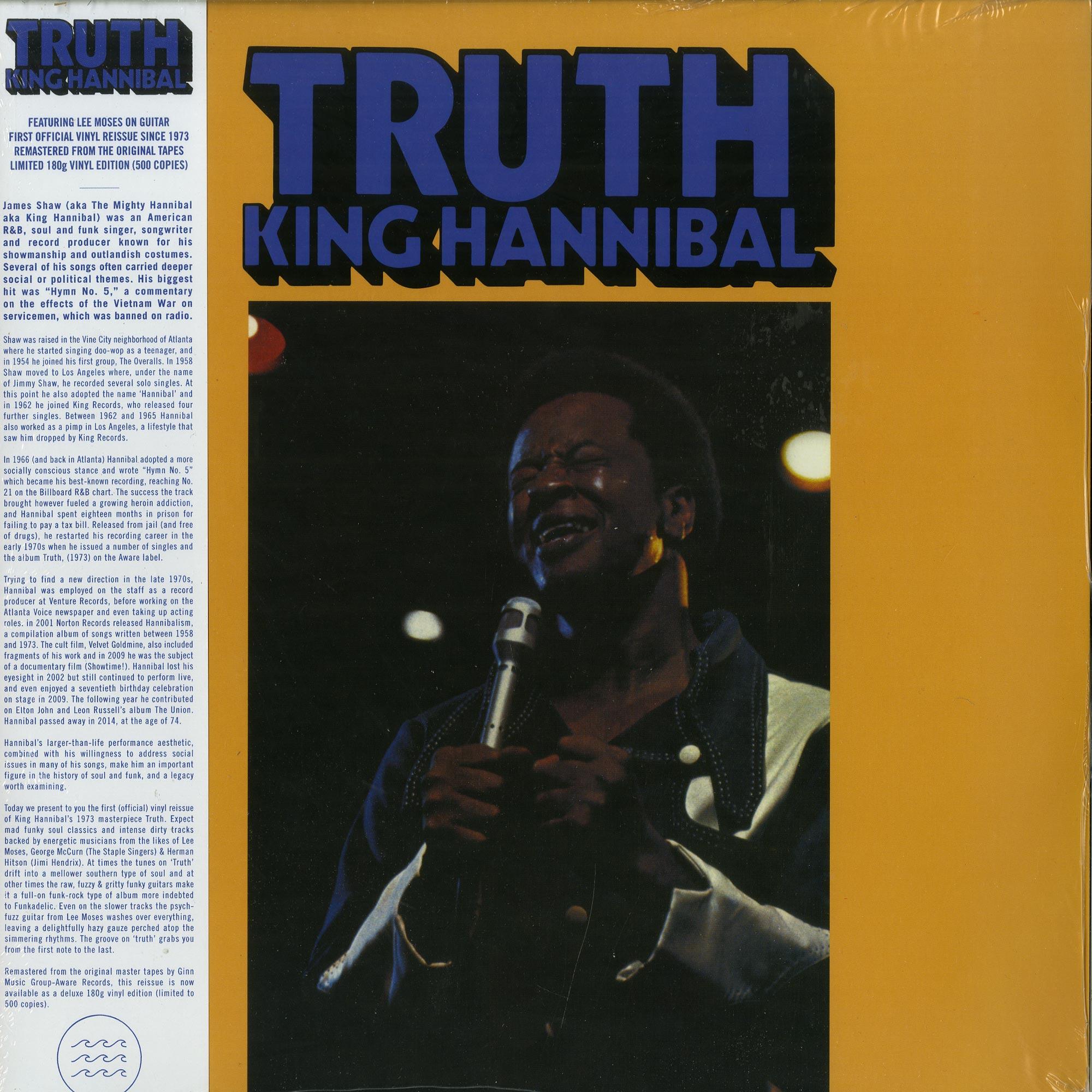 King Hannibal - TRUTH