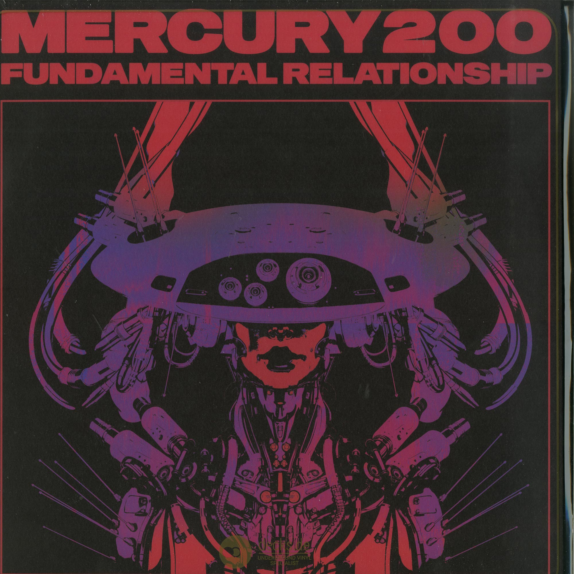 Mercury 200 - FUNDAMENTAL RELATIONSHIP