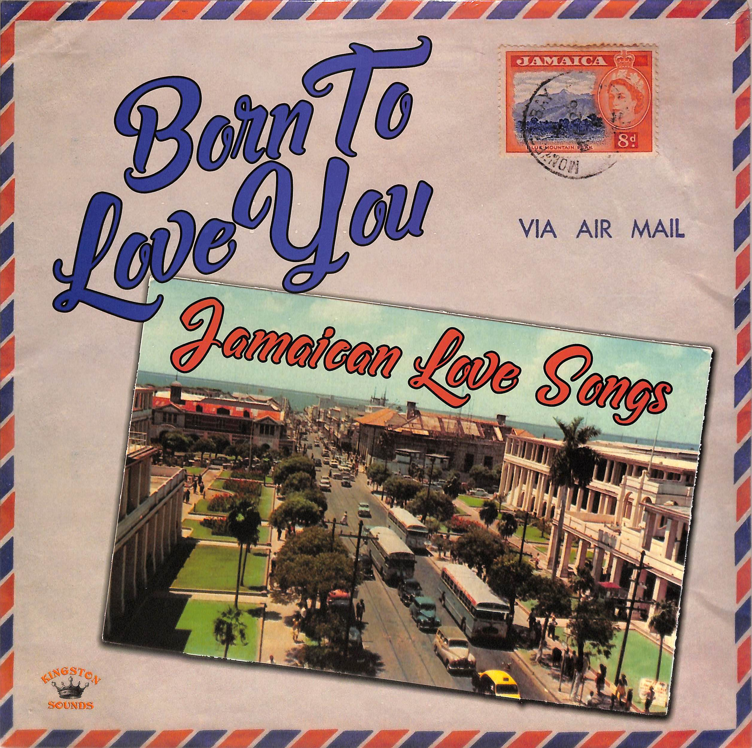 Various Artists - BORN TO LOVE YOU