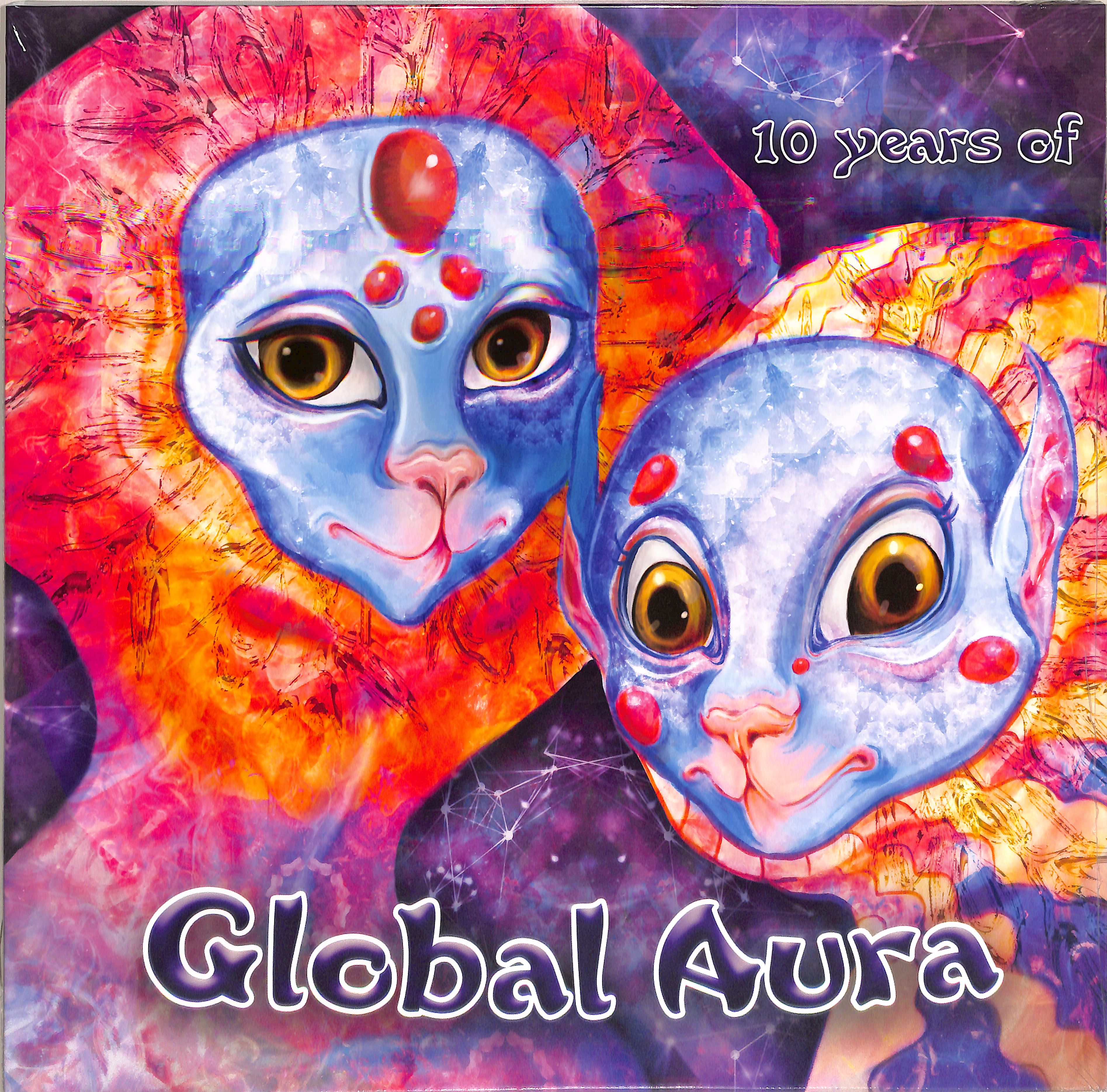 Various Artists - 10 YEARS OF GLOBAL AURA
