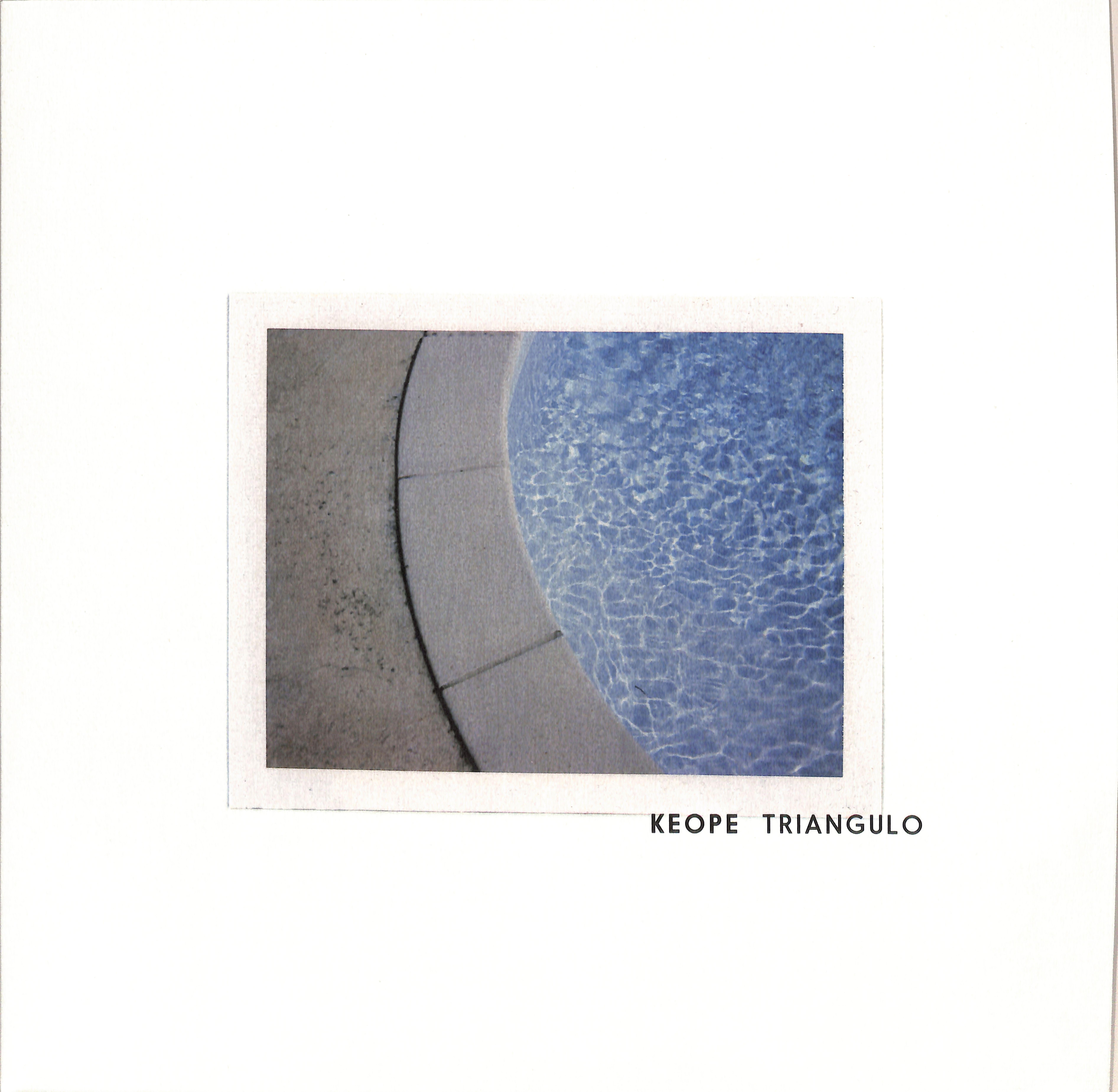 Keope - TRIANGULO BUNDLE