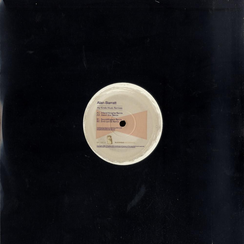 Alan Barratt - MY KINDA MUSIC REMIXES