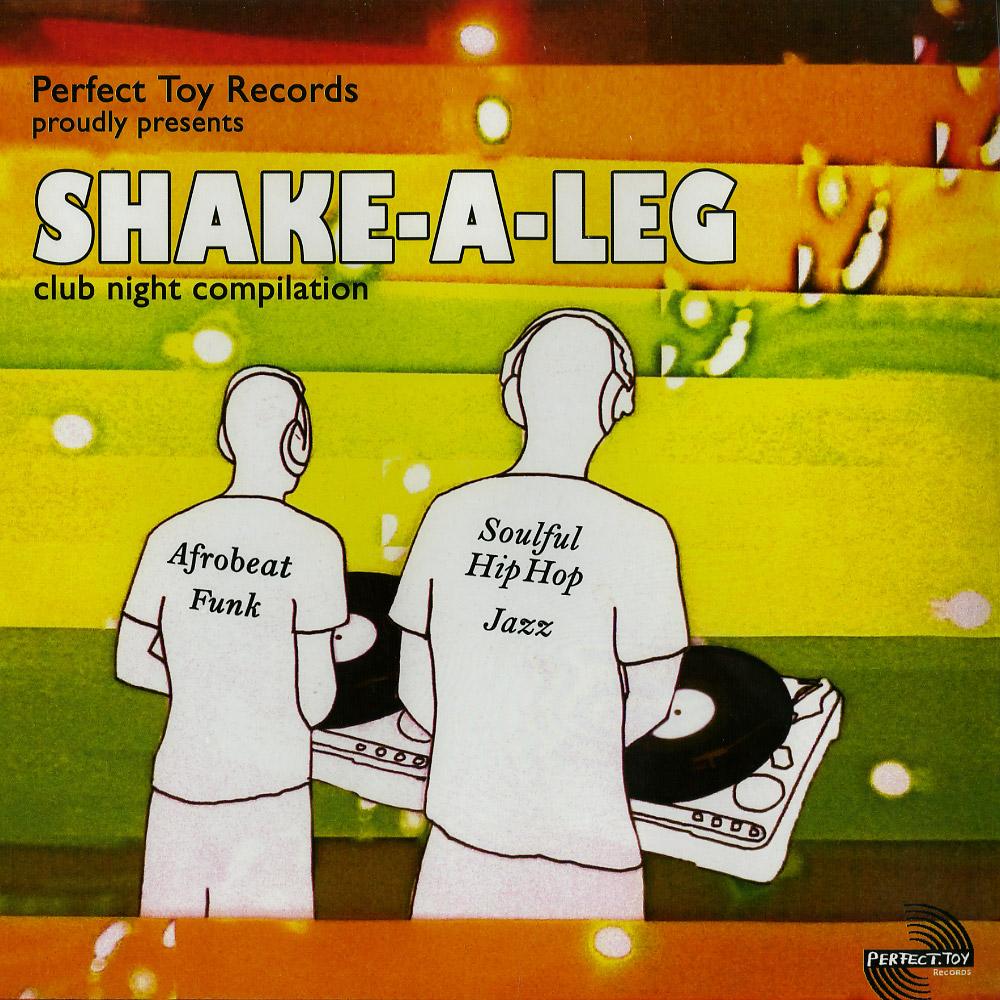 Various Artists - SHAKE-A-LEG