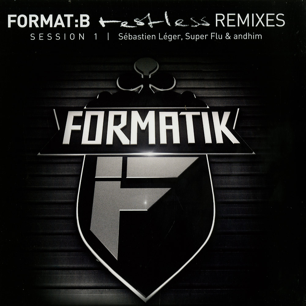 Various Artists - FORMAT B RESTLESS REMIXES SESSION 1 /