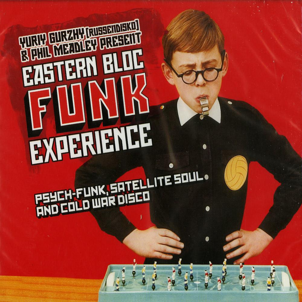 Various Artists - EASTERN BLOC FUNK EXPERIENCE
