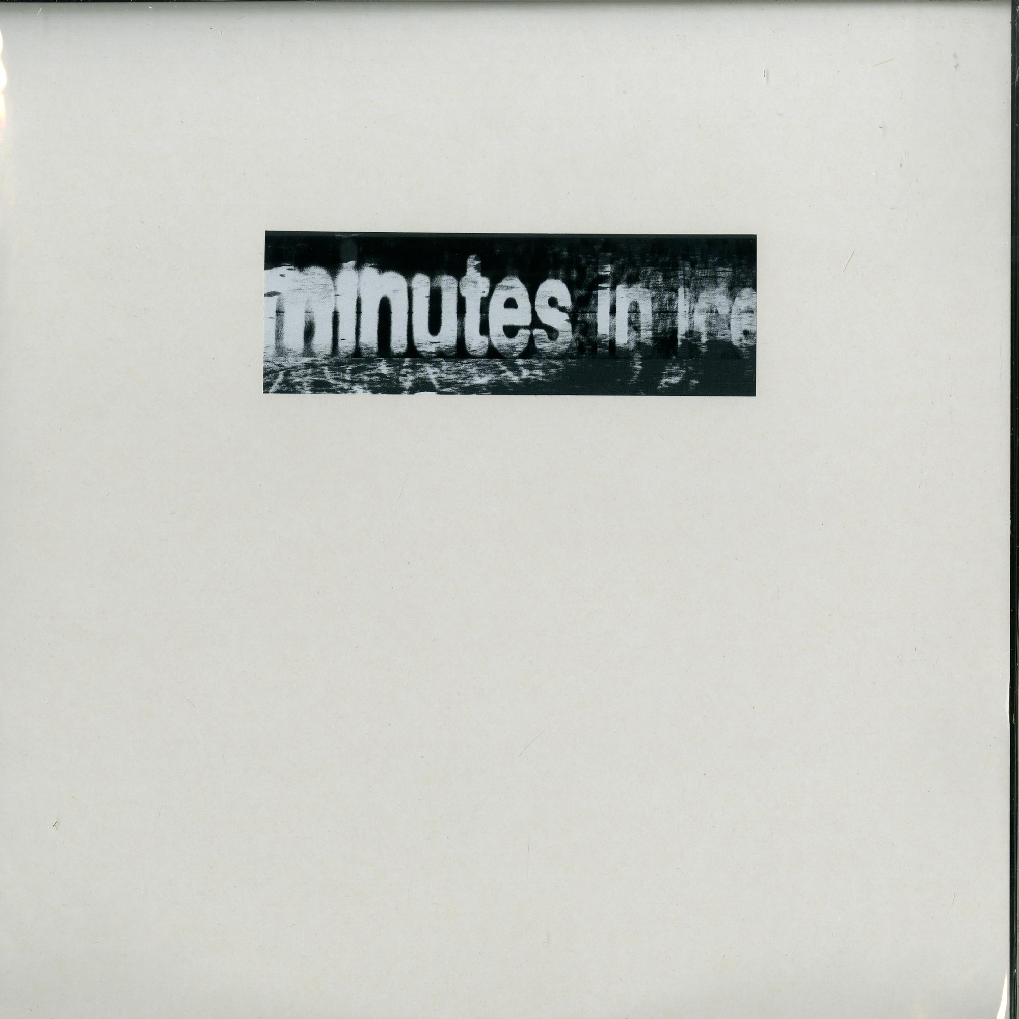 Various Artists - MINUTES IN ICE