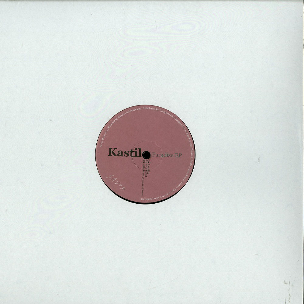 Kastil - PARADISE EP