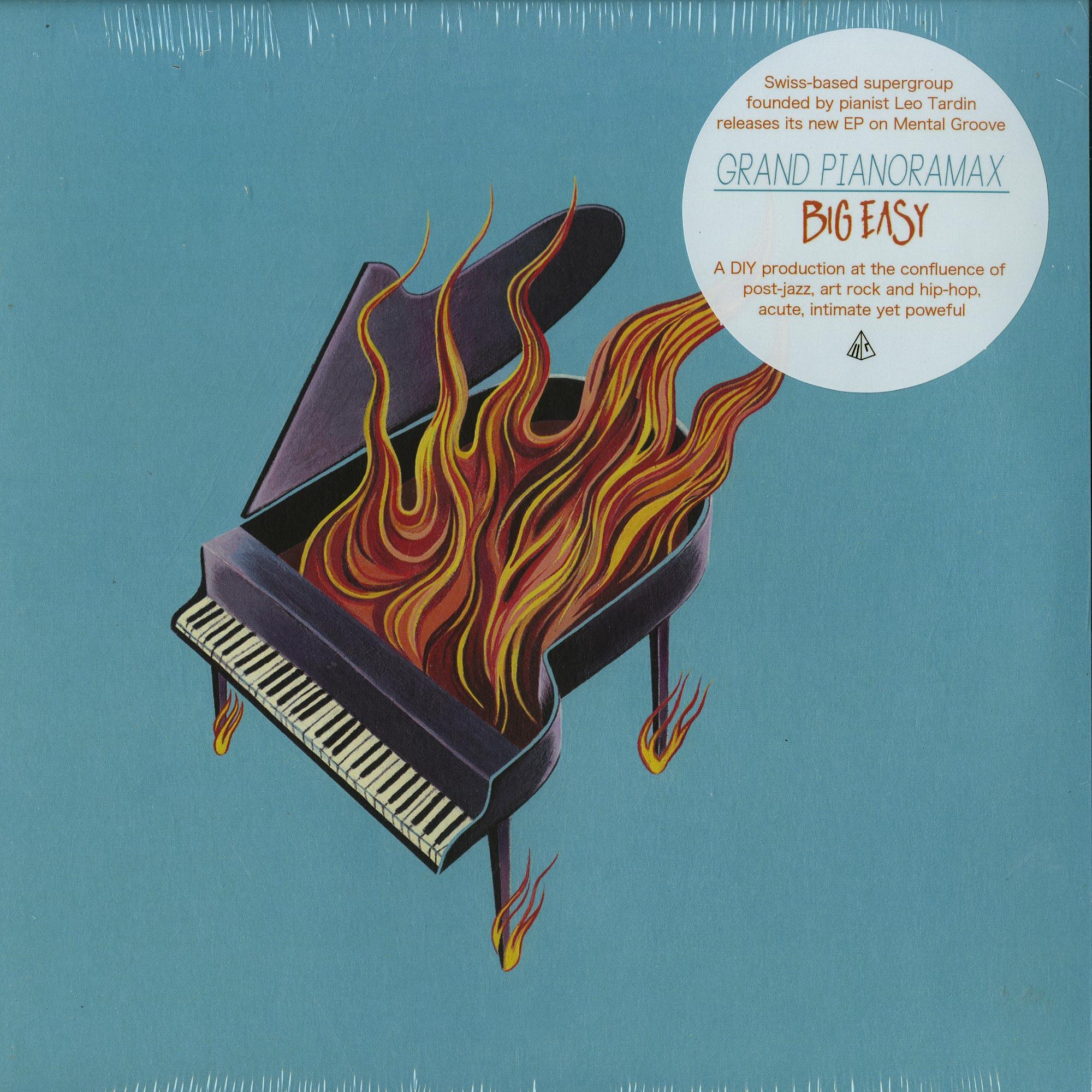 Grand Pianoramax - BIG EASY