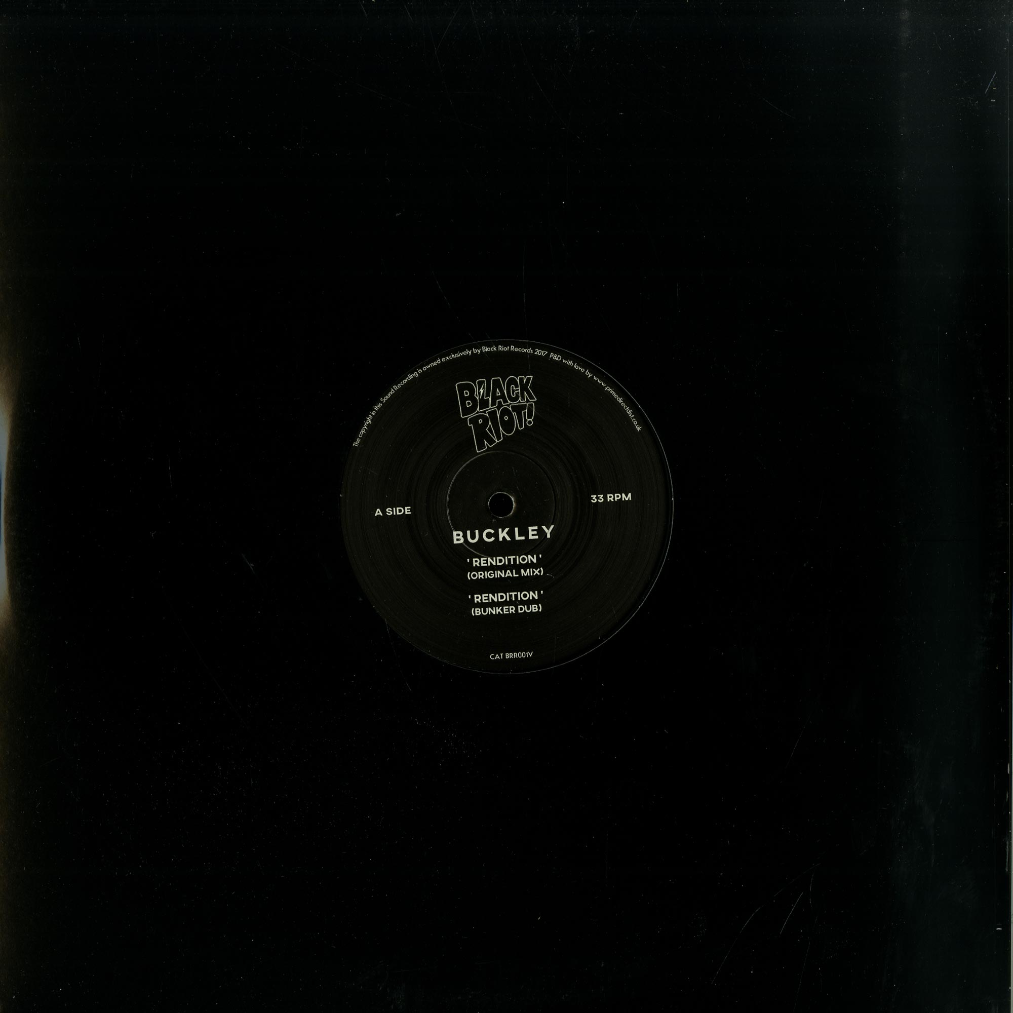 Buckley / Mickey Oliver - RENDITION / JUST A TEASE