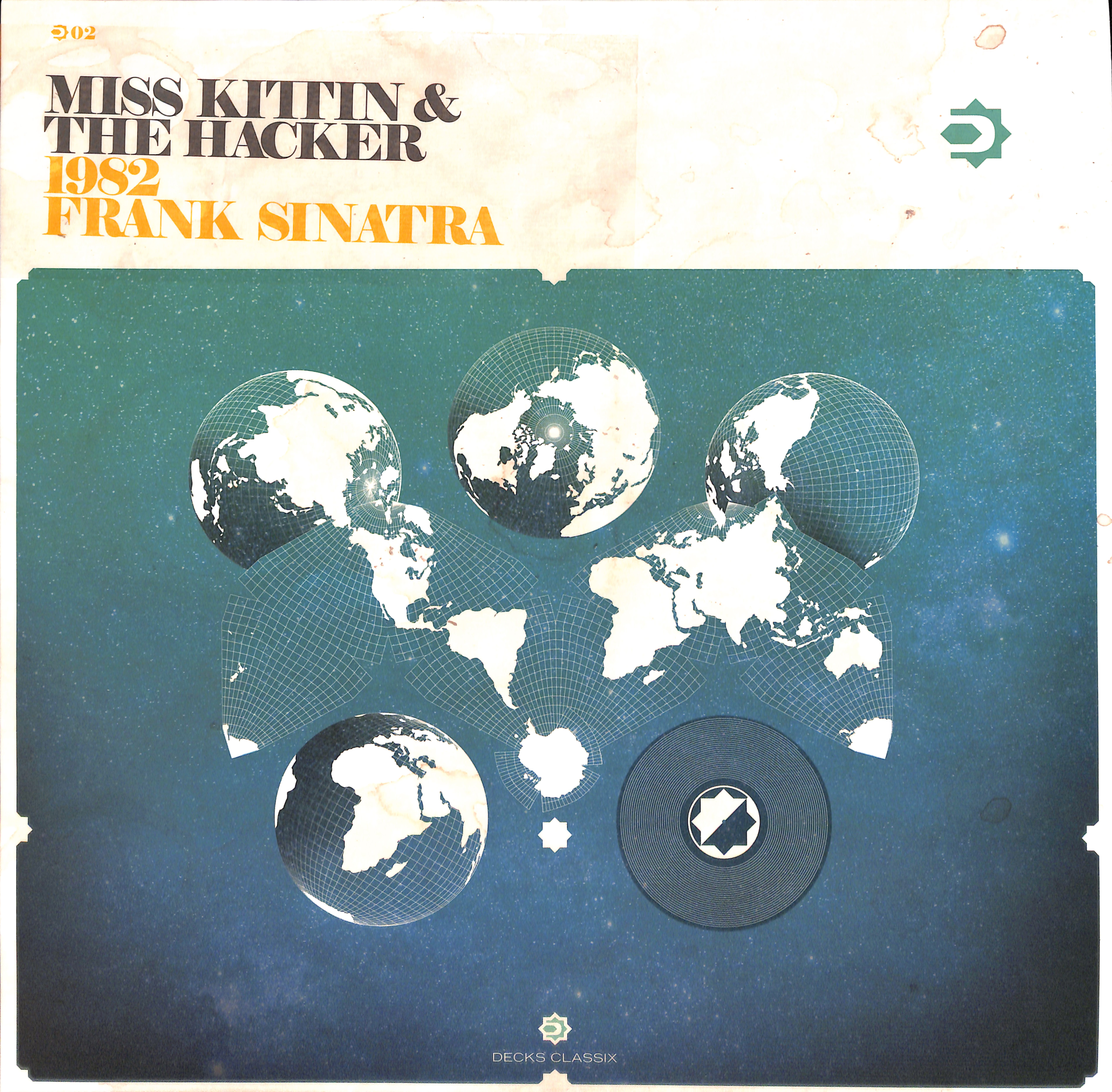 Miss Kittin & The Hacker - 1982 / FRANK SINATRA