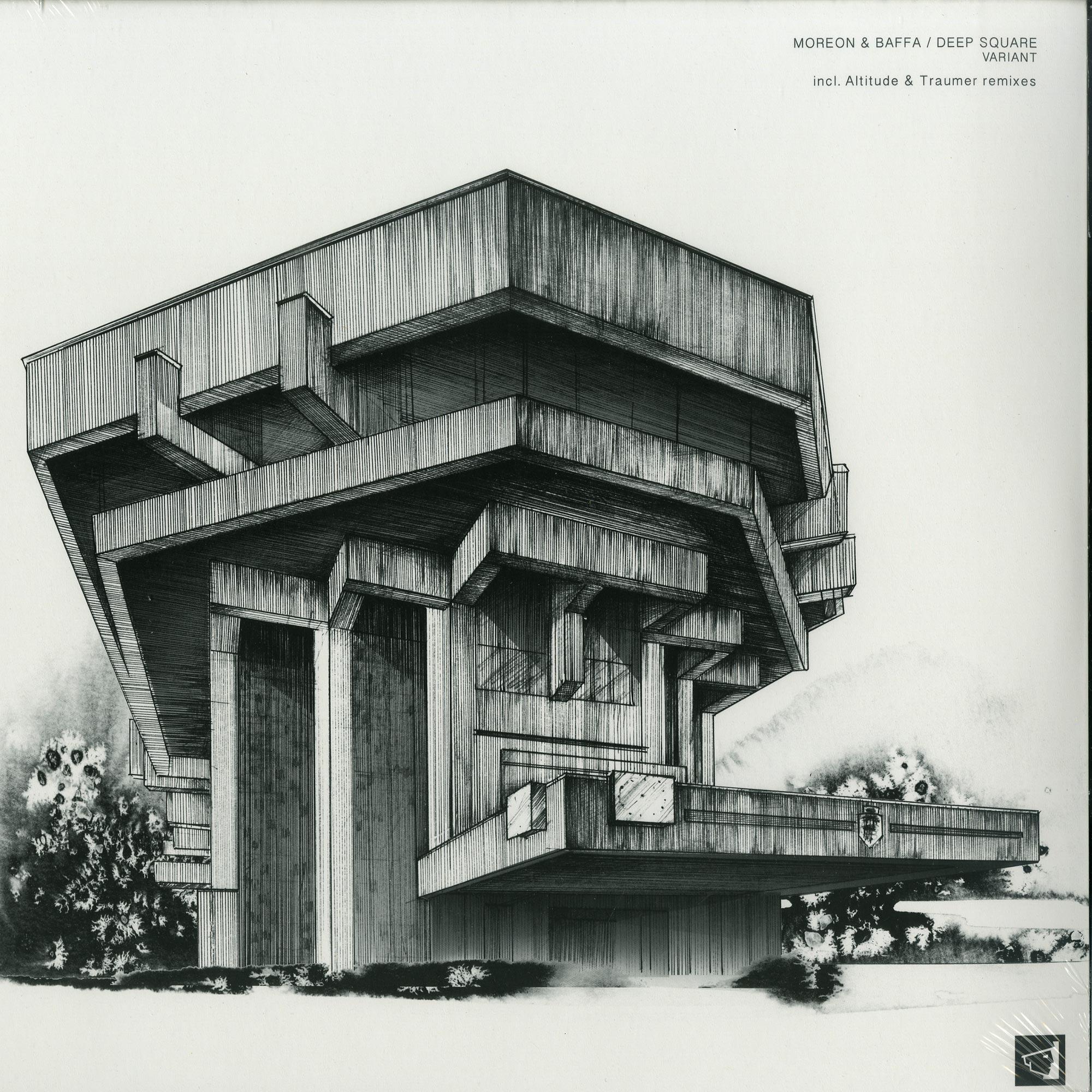 Moreon & Baffa / Deep Square - VARIANT