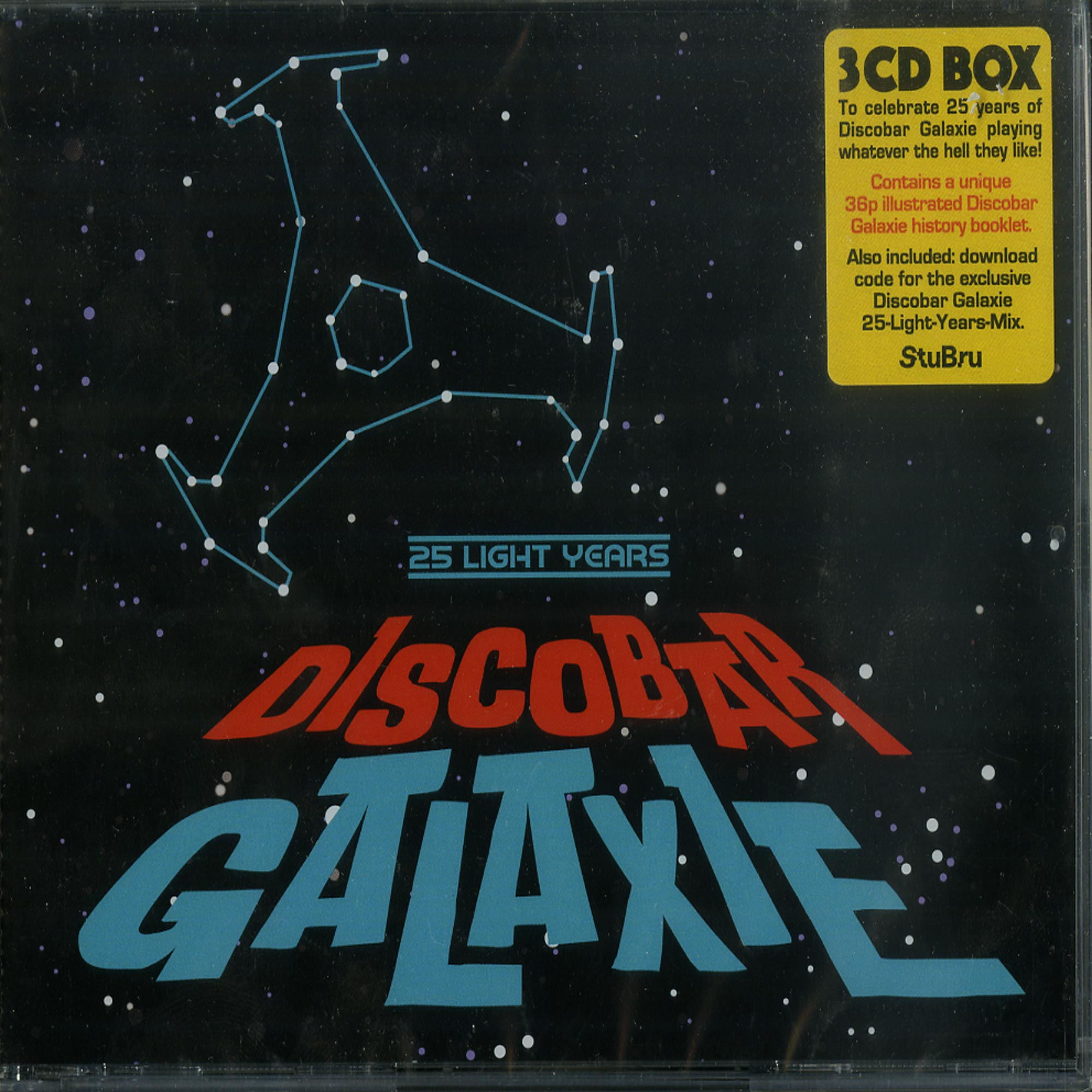 Various Artist - DISCOBAR GALAXIE - 25 LIGHT YEARS