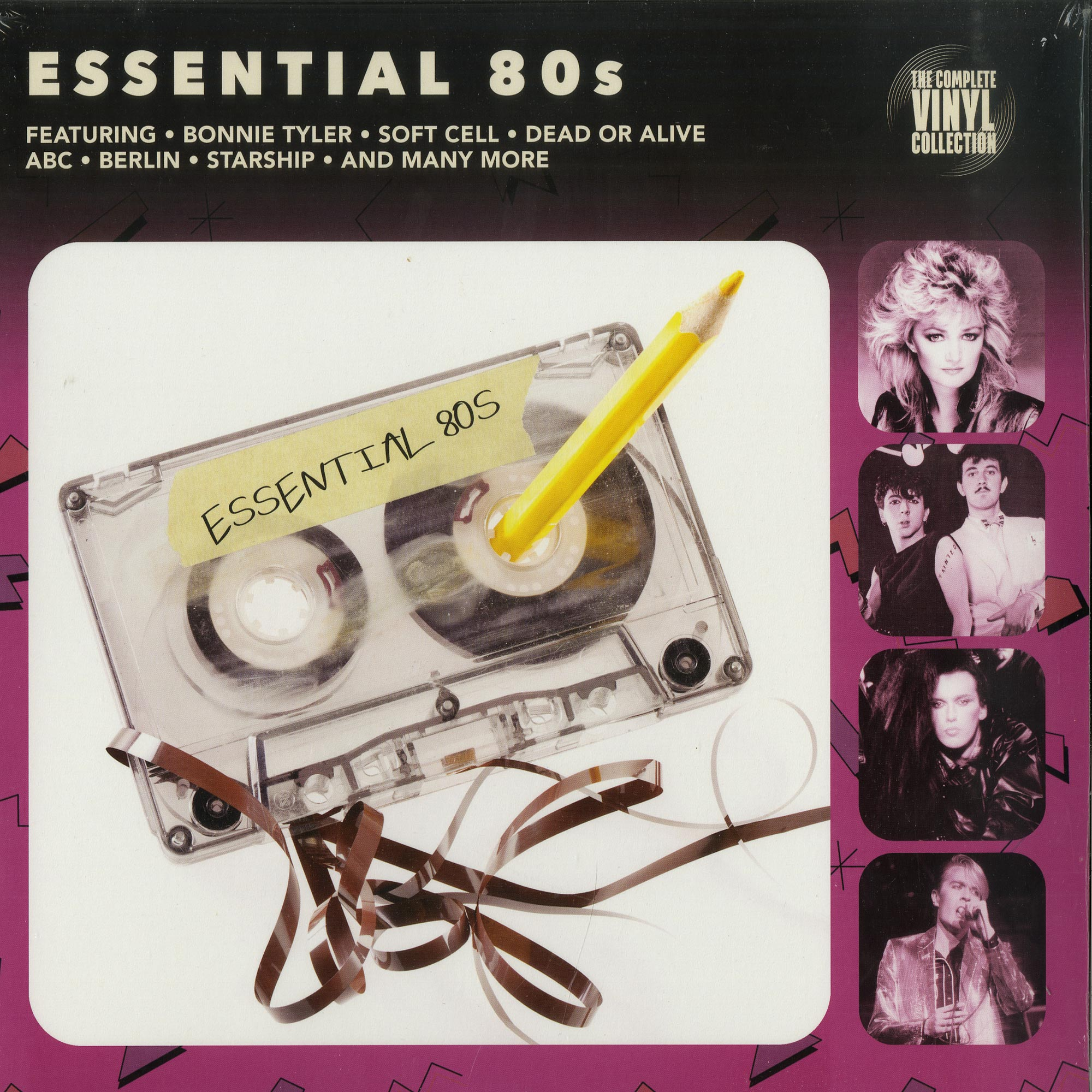 Various Artists - ESSENTIAL 80S