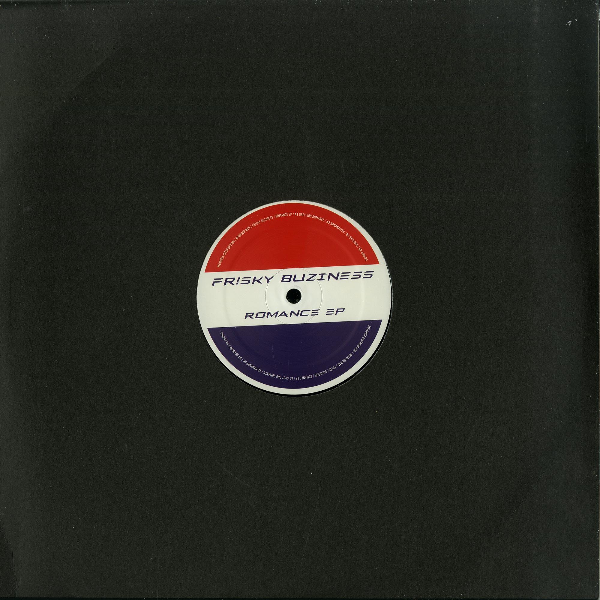 Fr!sky Buziness - ROMANCE EP
