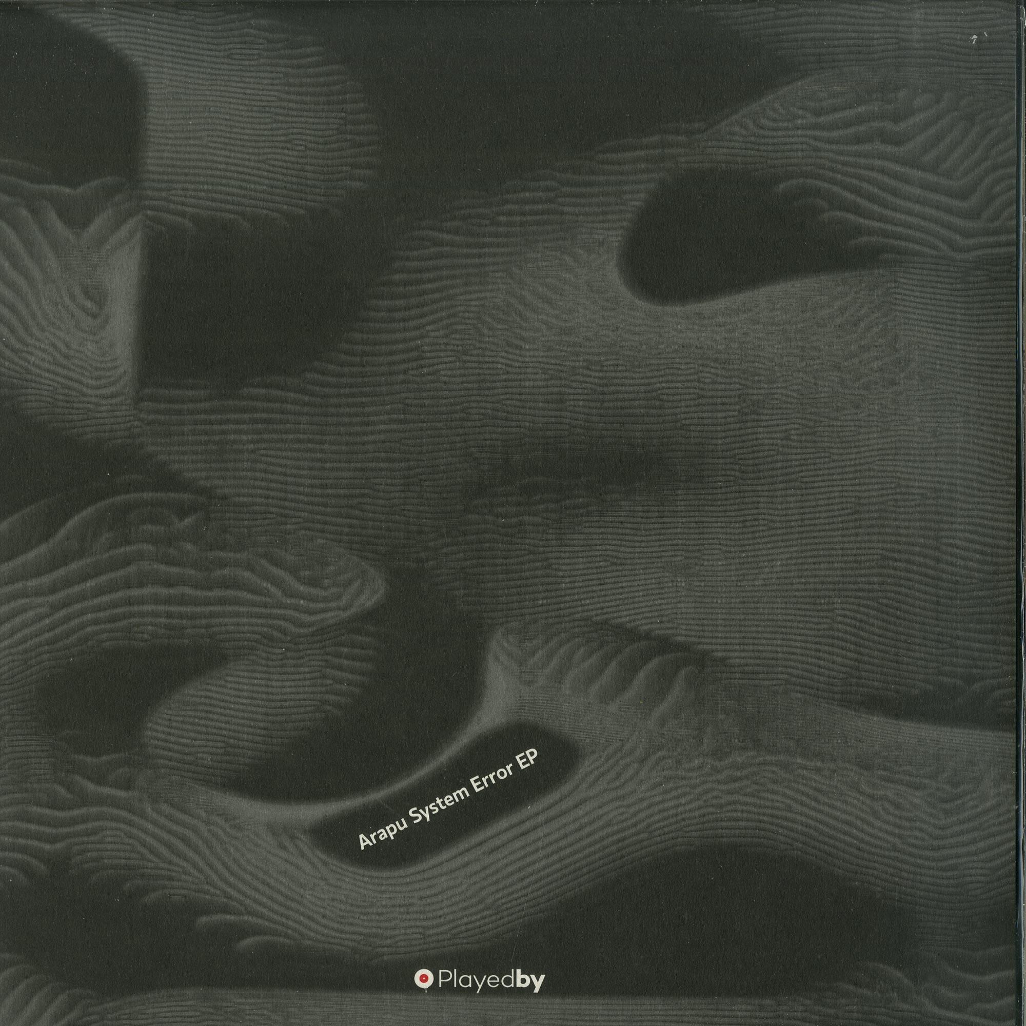 Arapu - SYSTEM ERROR EP